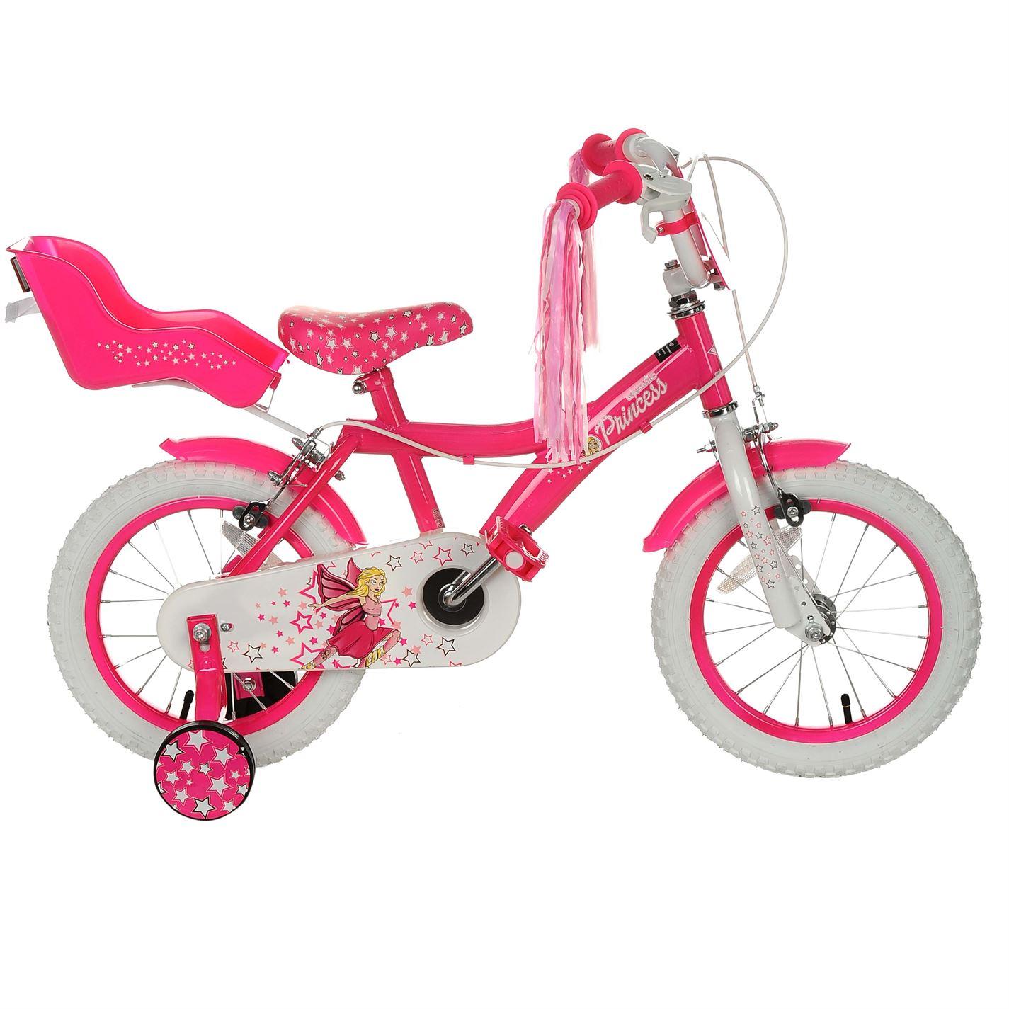 Cosmic Princess 14 Inch Girls Bike