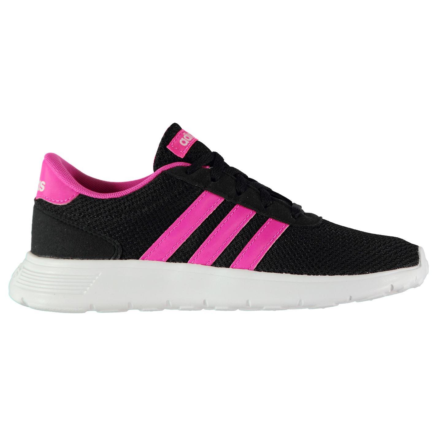 Adidas Lite Racer Child Girls Trainers