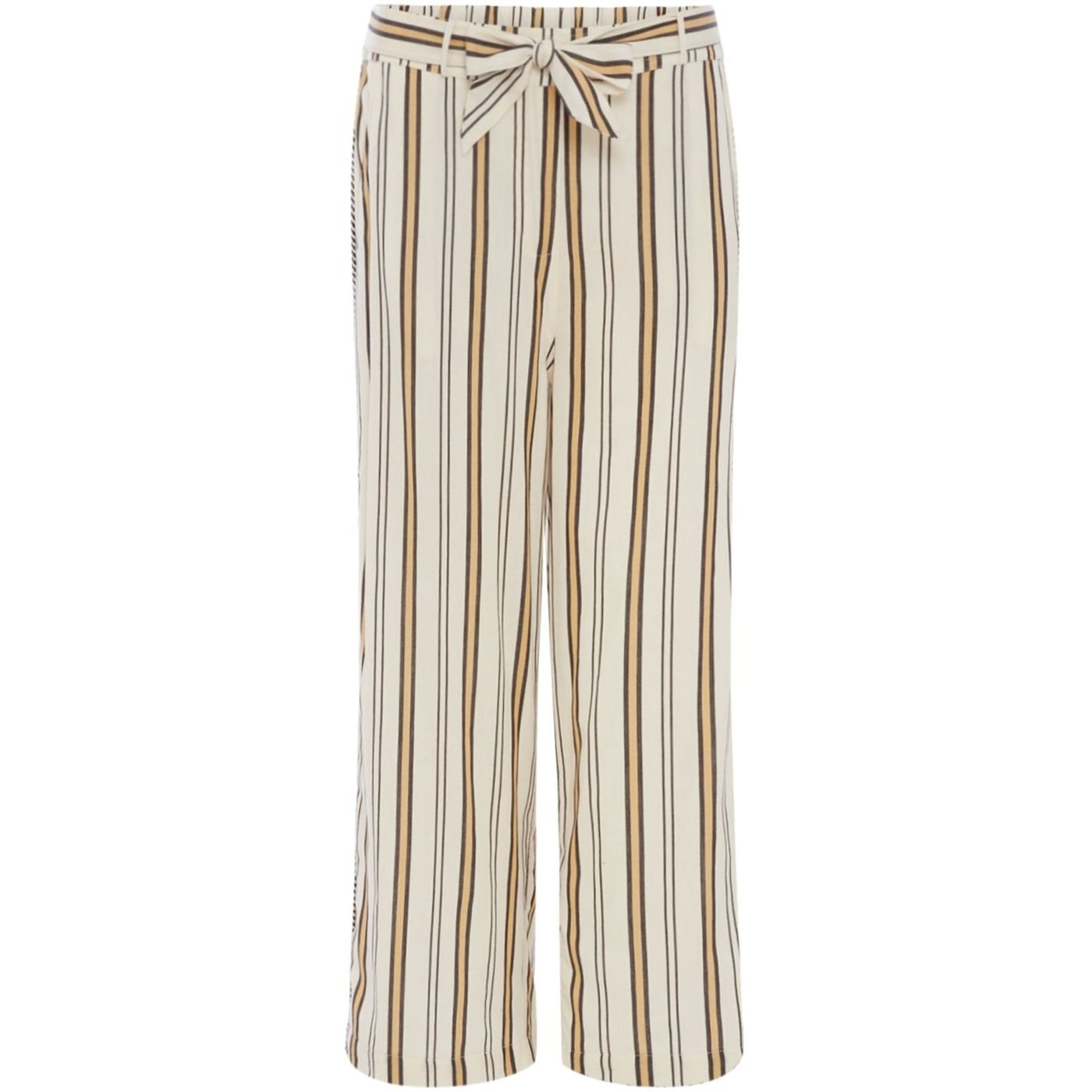 Maison De Nimes STRIPE SIDE TRIM TROUSER