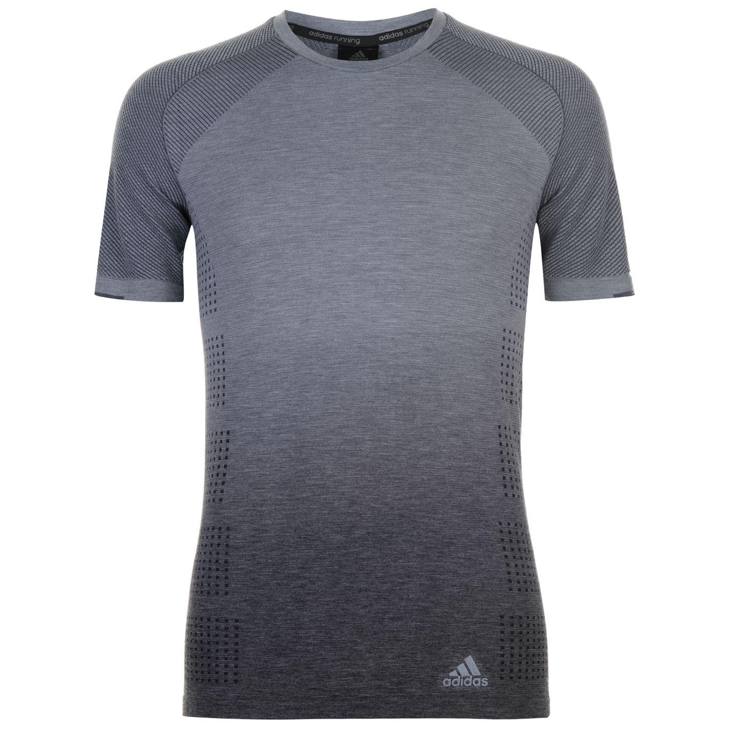 Adidas Prime Knit T Shirt Mens