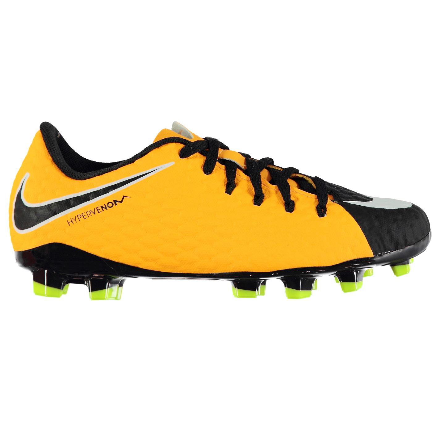 Nike Hypervenom Phelon 3 FG Junior Football Boots