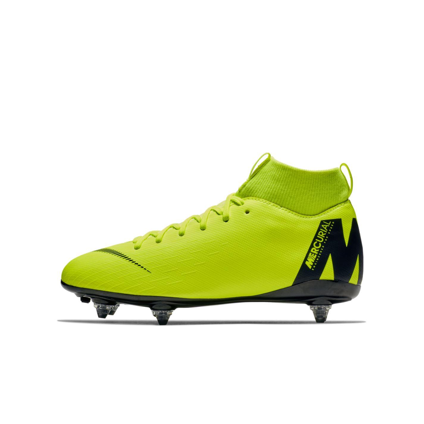 kopačky Nike Mercurial Superfly Academy DF dětské SG