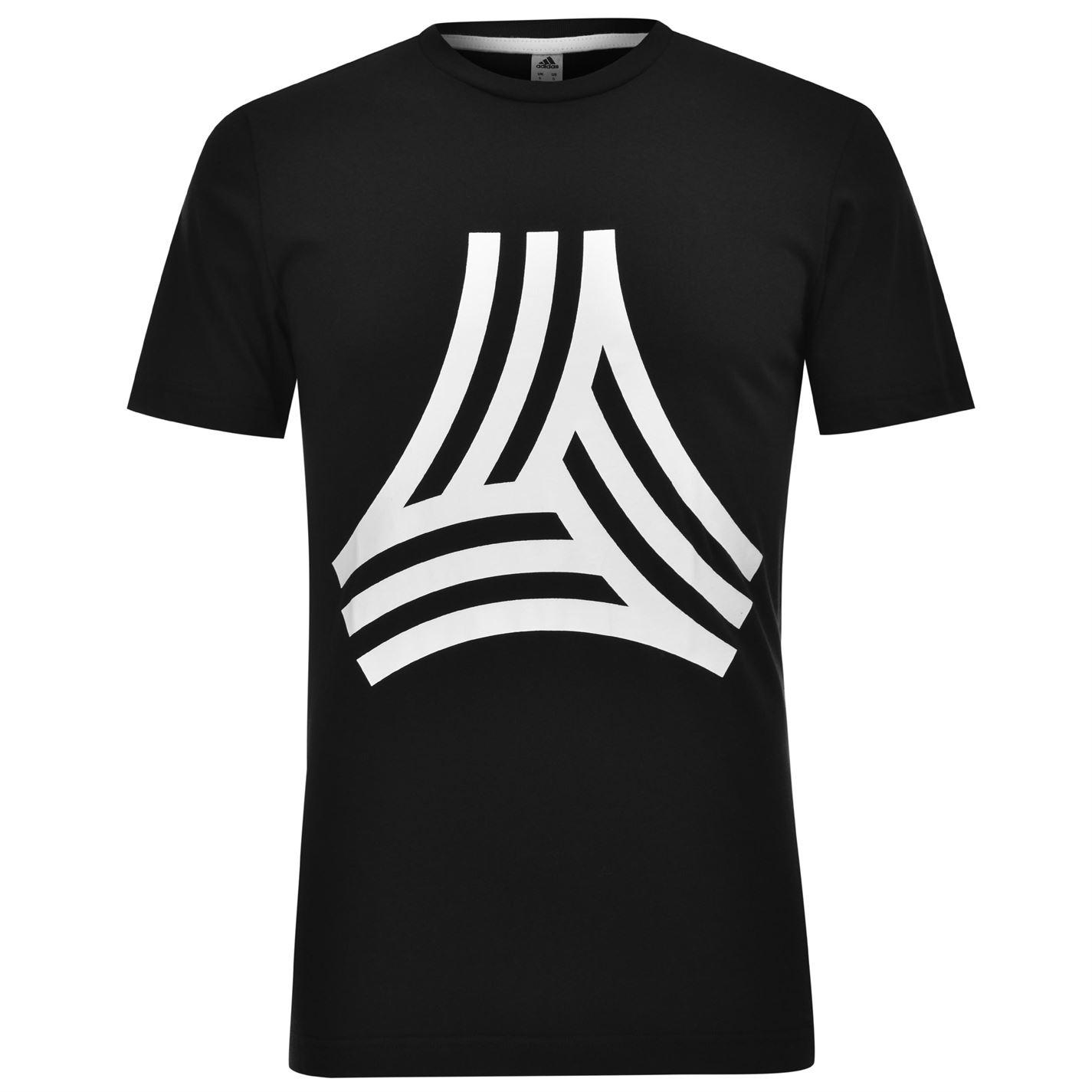 Adidas Tan Graphic Mens T-Shirt