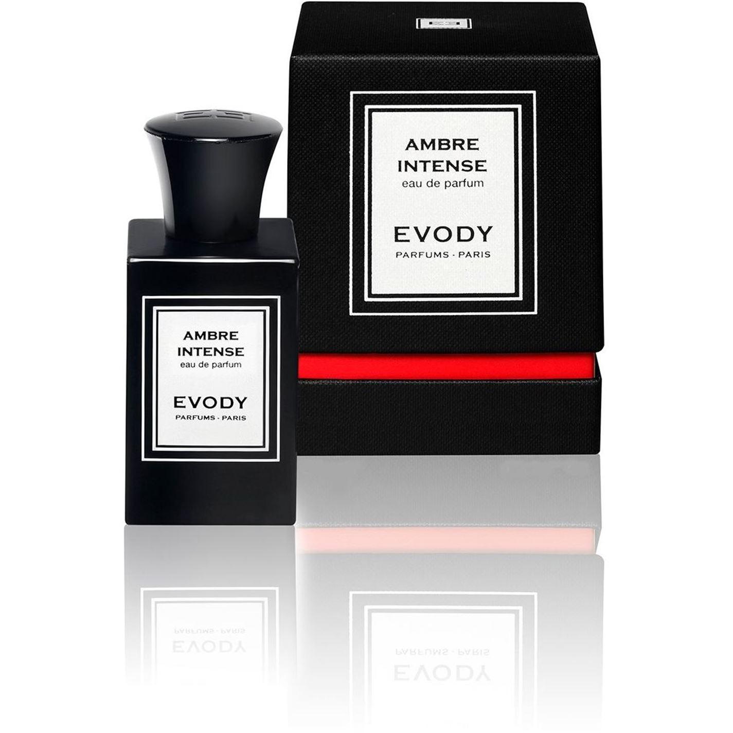 Evody Ambre Intense Eau de Parfum 100ml