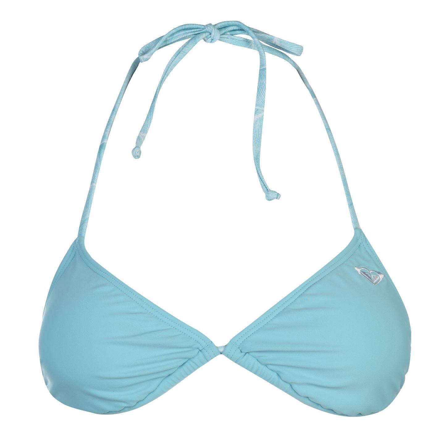 Roxy Tiki Triangle Bikini Top Ladies