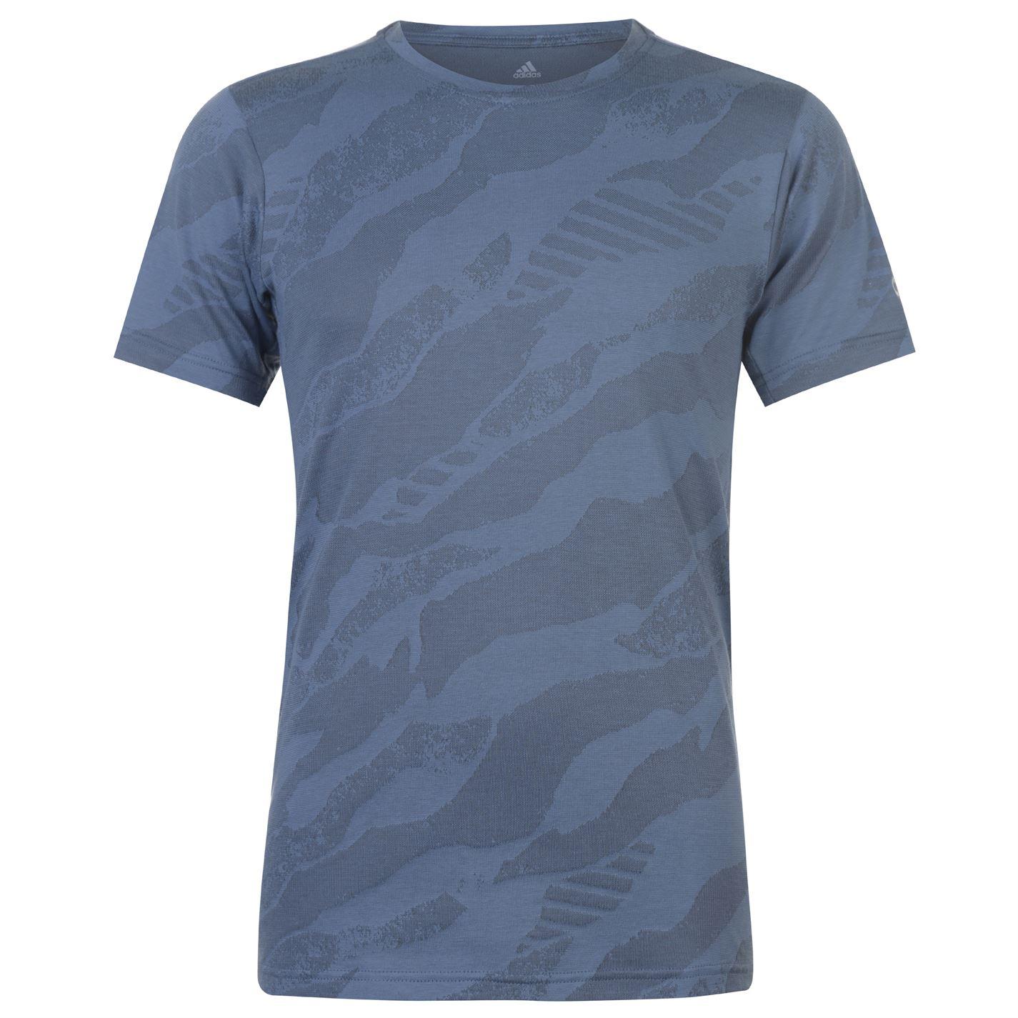 Adidas Free Lift T Shirt Mens