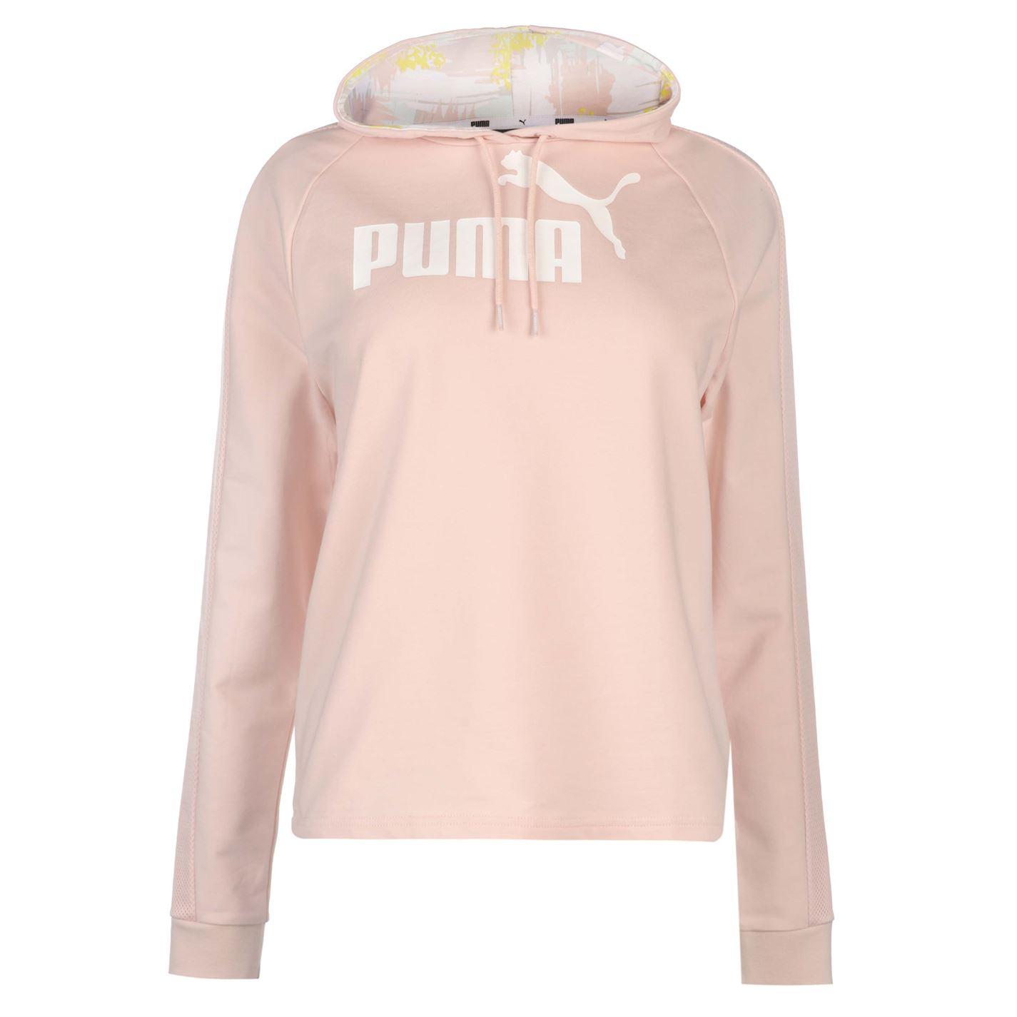 mikina Puma OTH Crop Hoody dámska