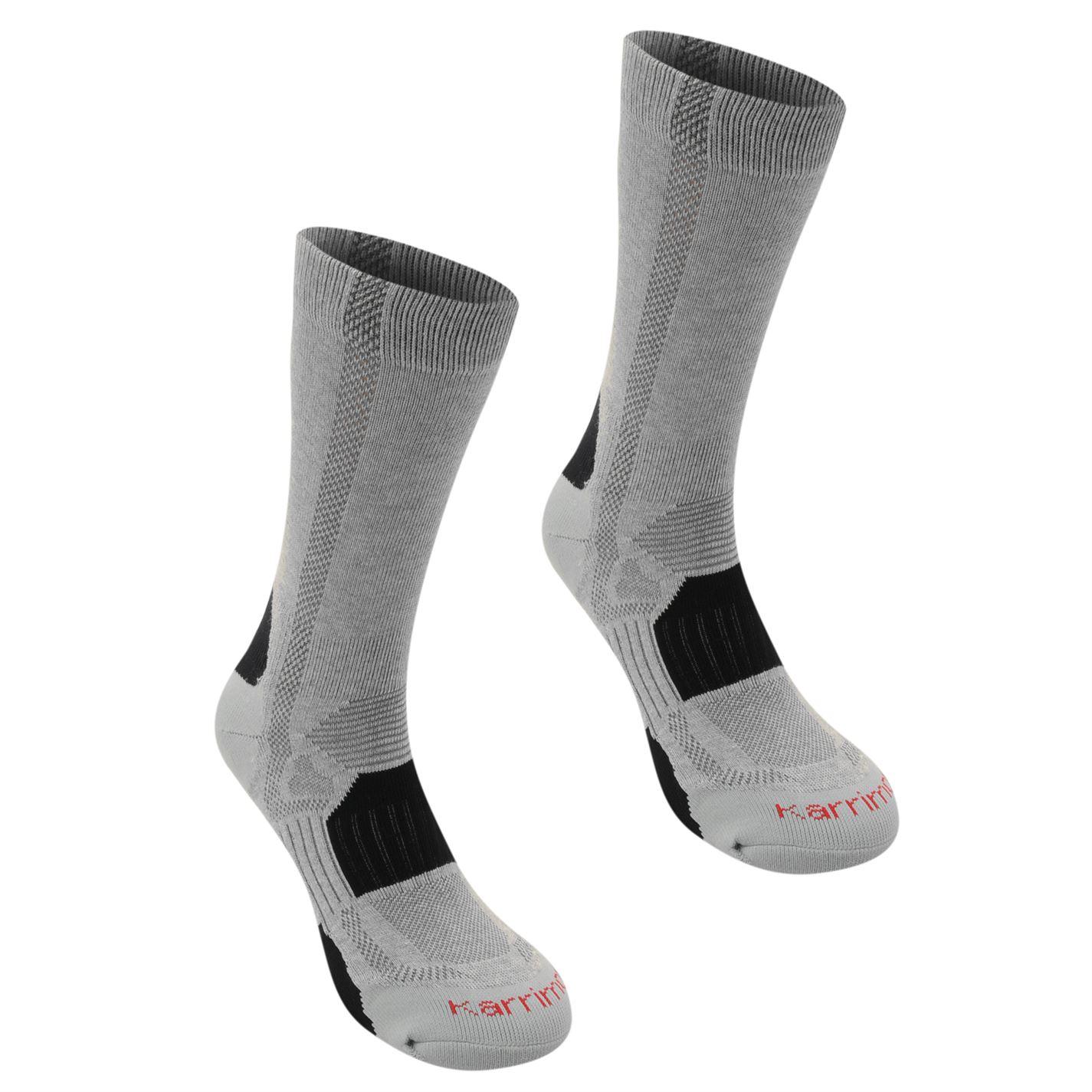 Karrimor Walking Socks 2 Pack pánské