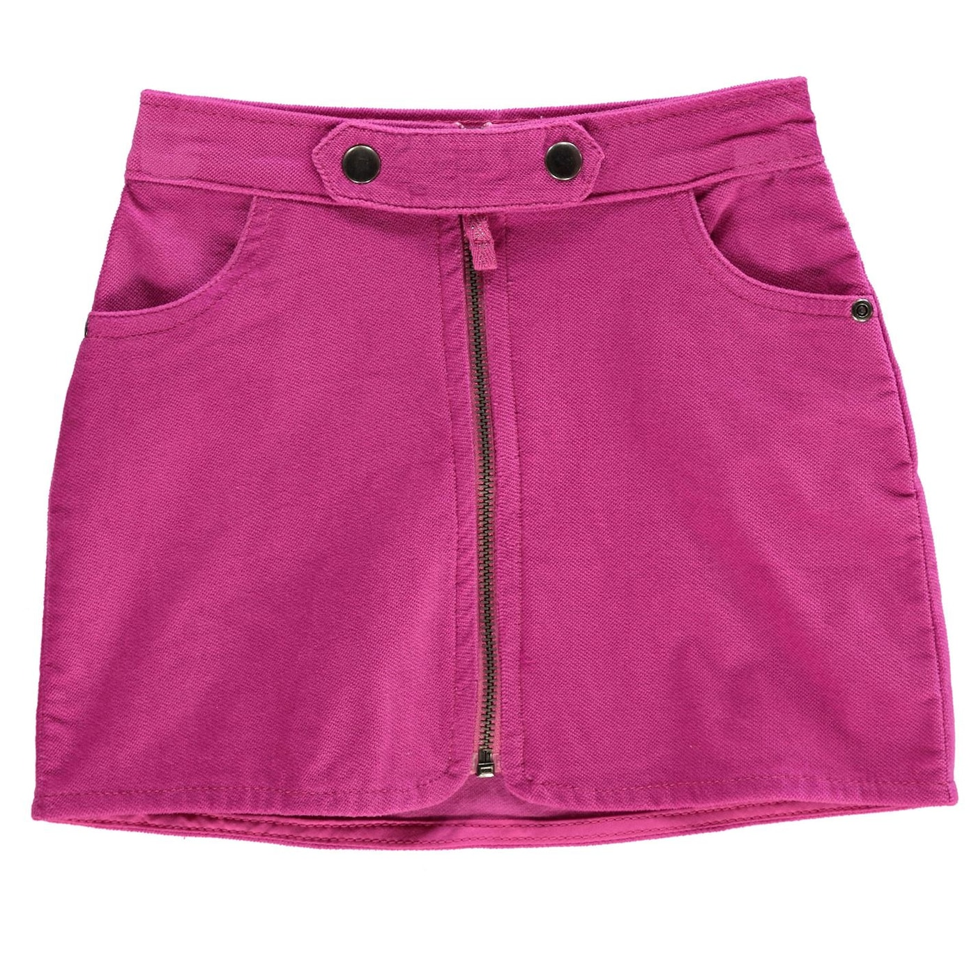 Crafted Essentials Cord Zip Skirt Infant Girls