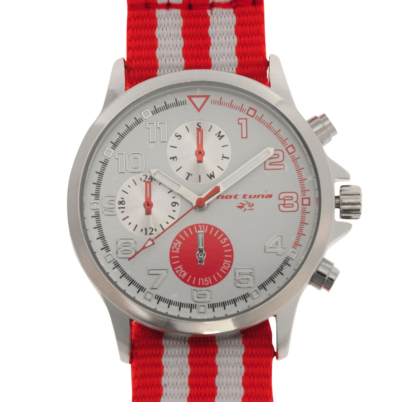 Hot Tuna Stripe Watch Mens