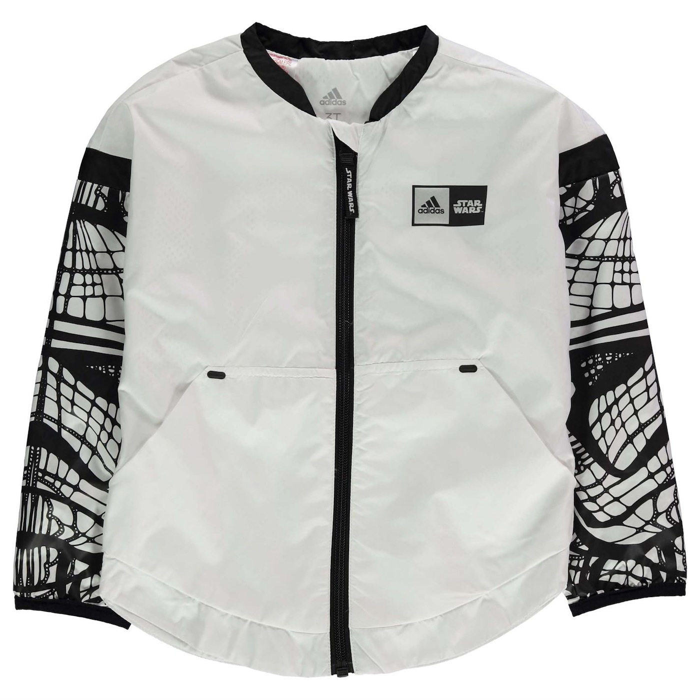 Adidas Star Wars Zip Jacket Child Girls