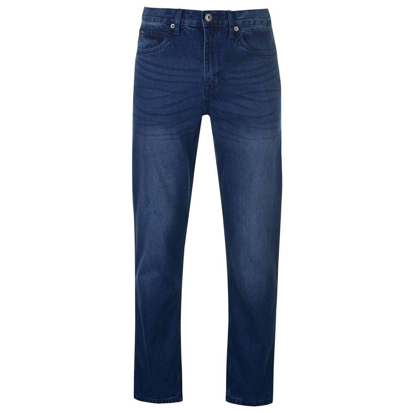Pierre Cardin Straight Fit Jeans pánske