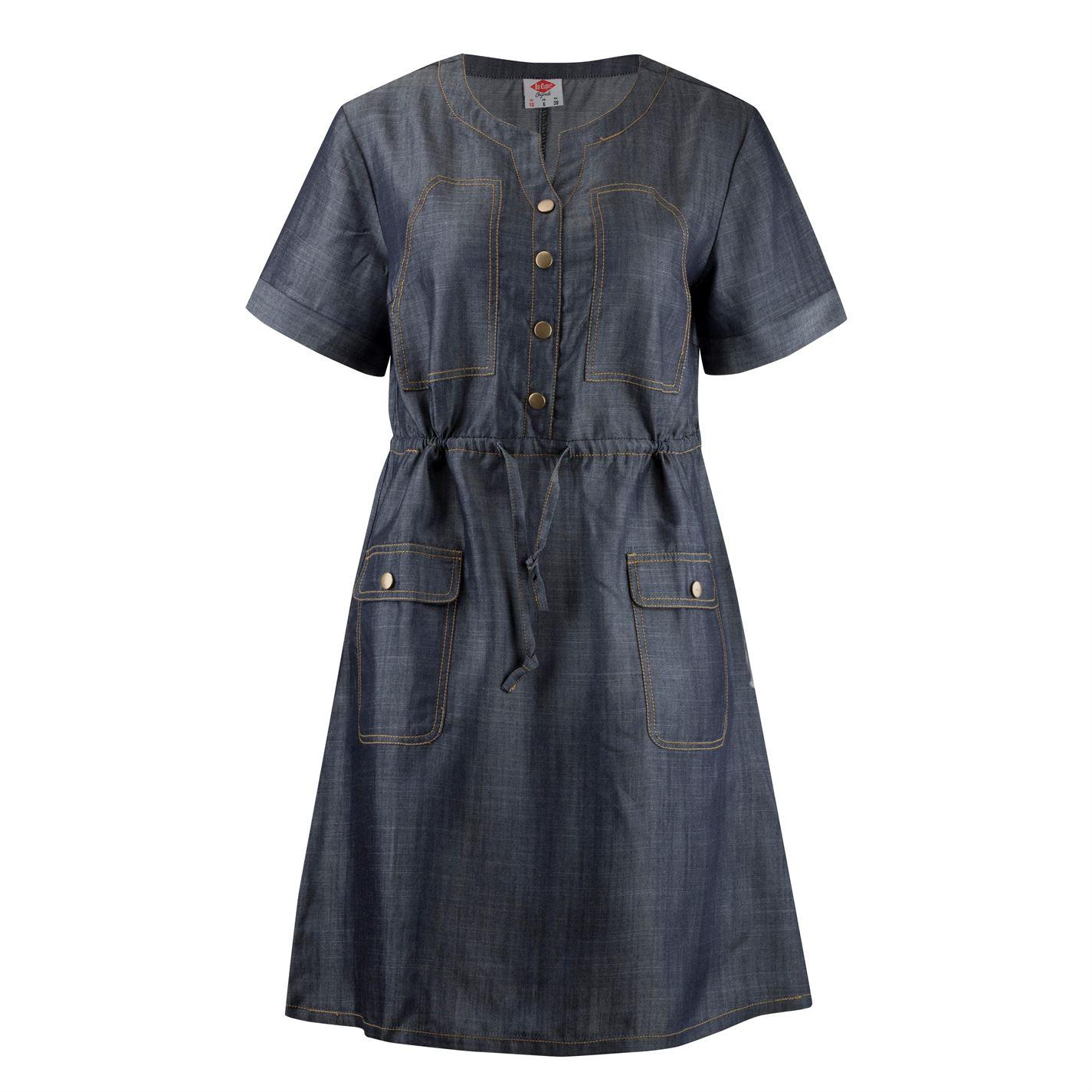 Lee Cooper Denim dámske šaty