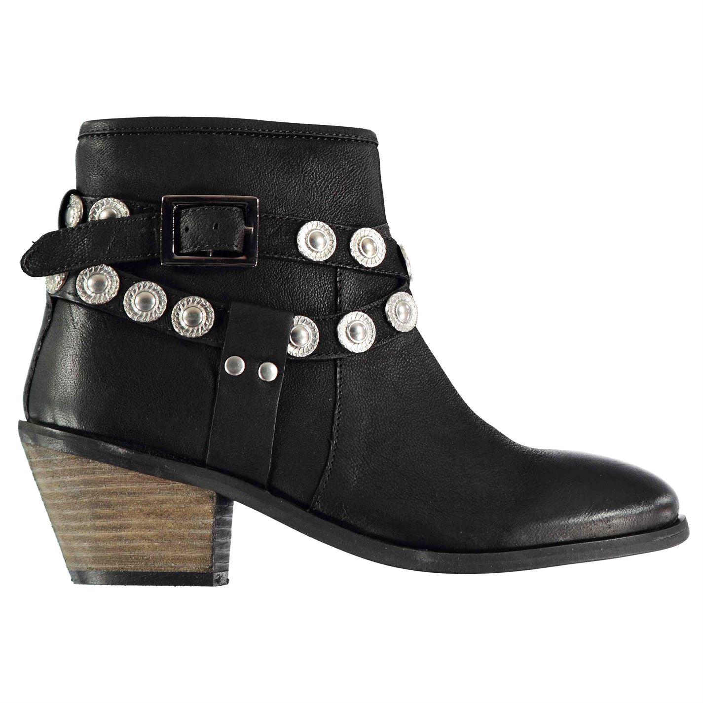 Firetrap Stud Boots Ladies