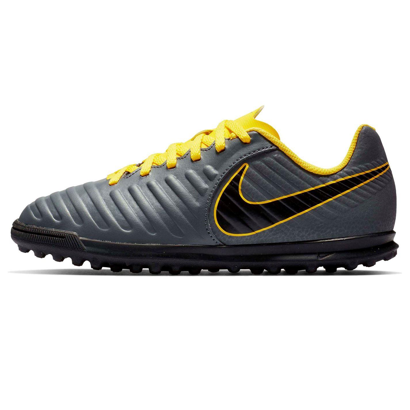 3db122b06 boty Nike Tiempo Legend Club dětské Astro Turf