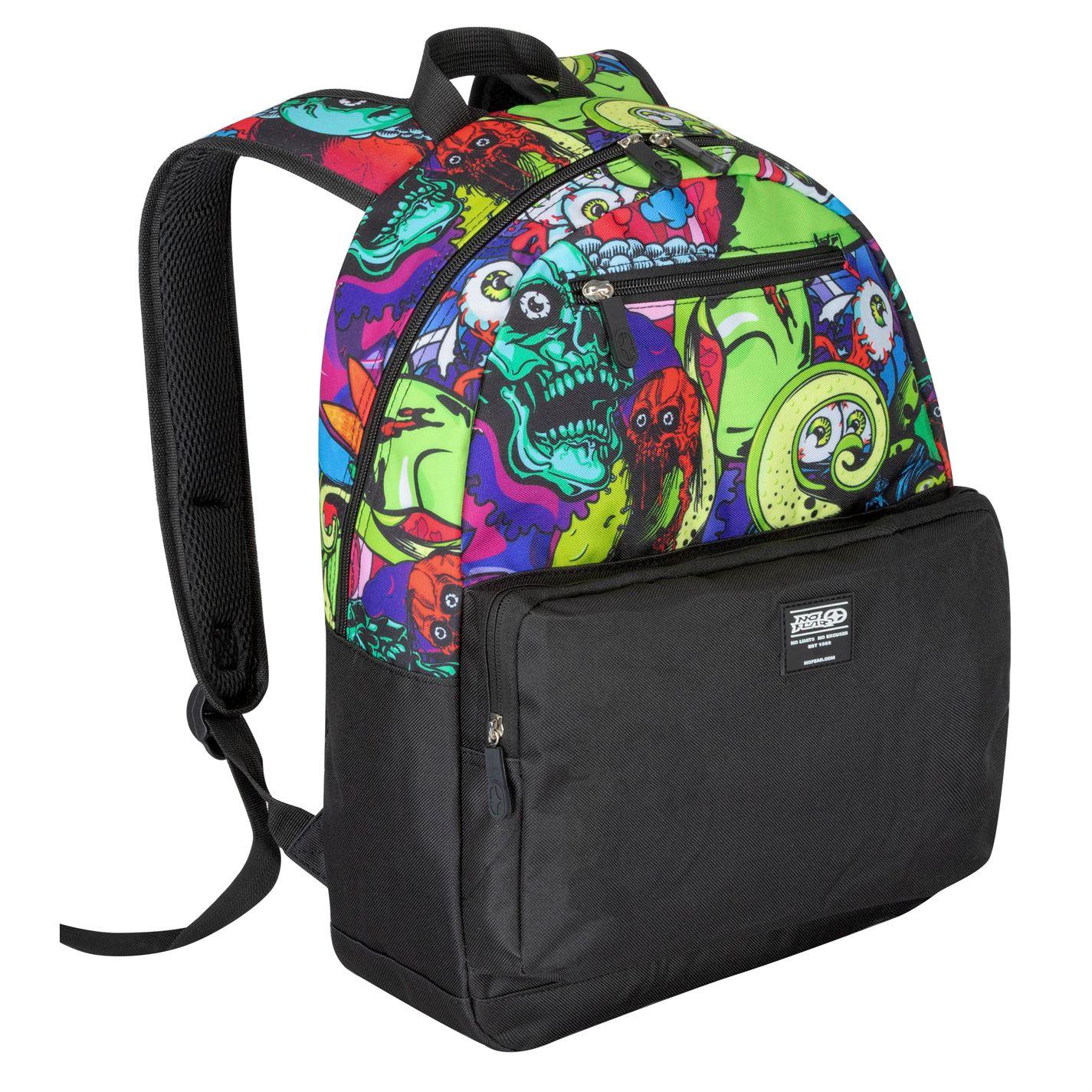 No Fear Graffiti Backpack