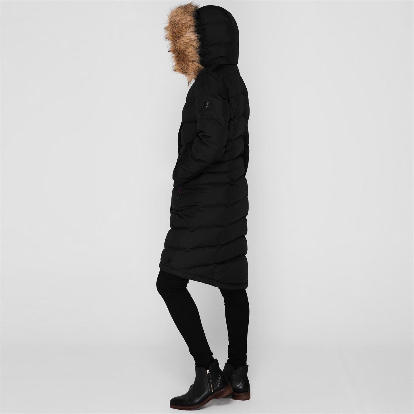 Karrimor Long Down Jacket Ladies