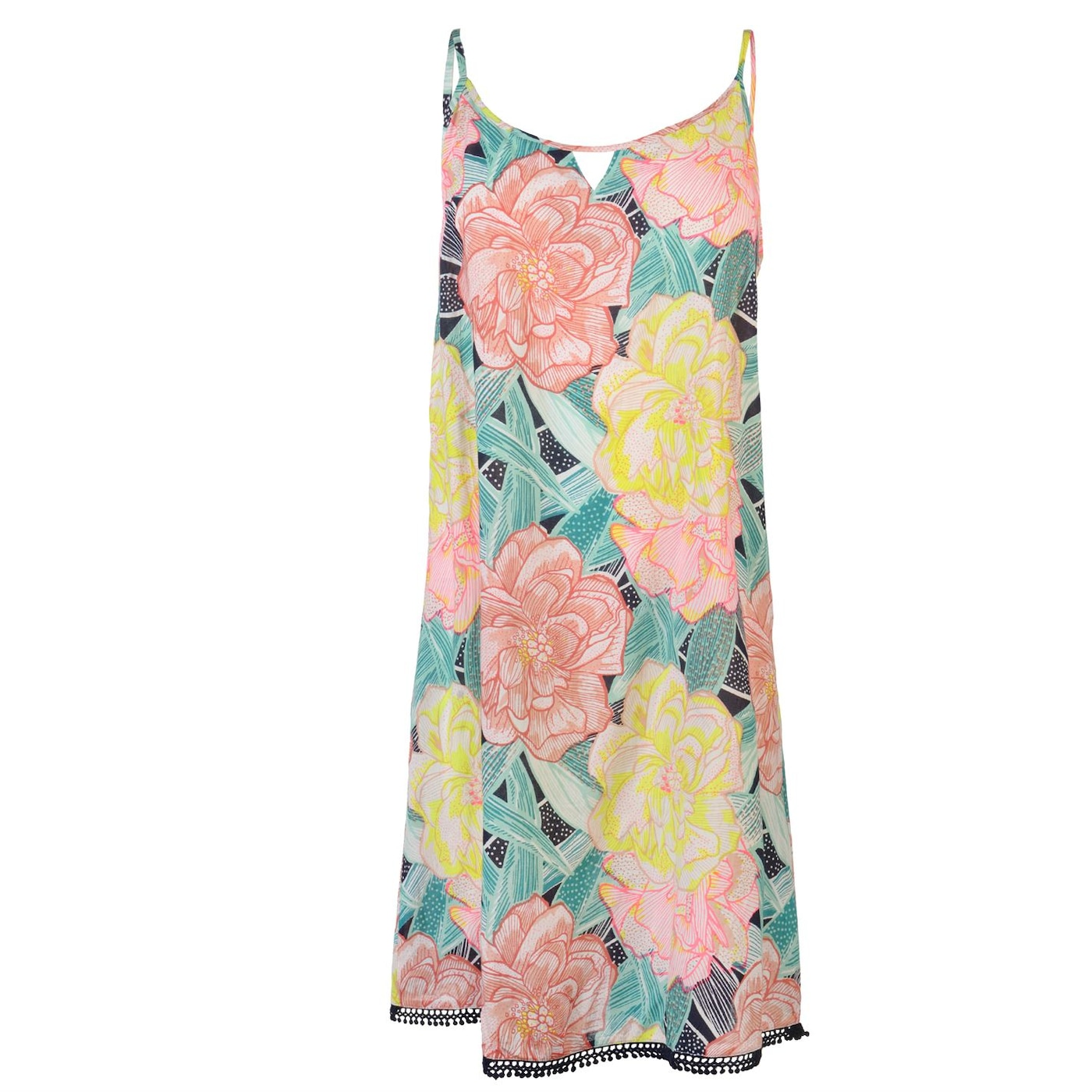 ONeill Patterned Rosebowl Dress Ladies