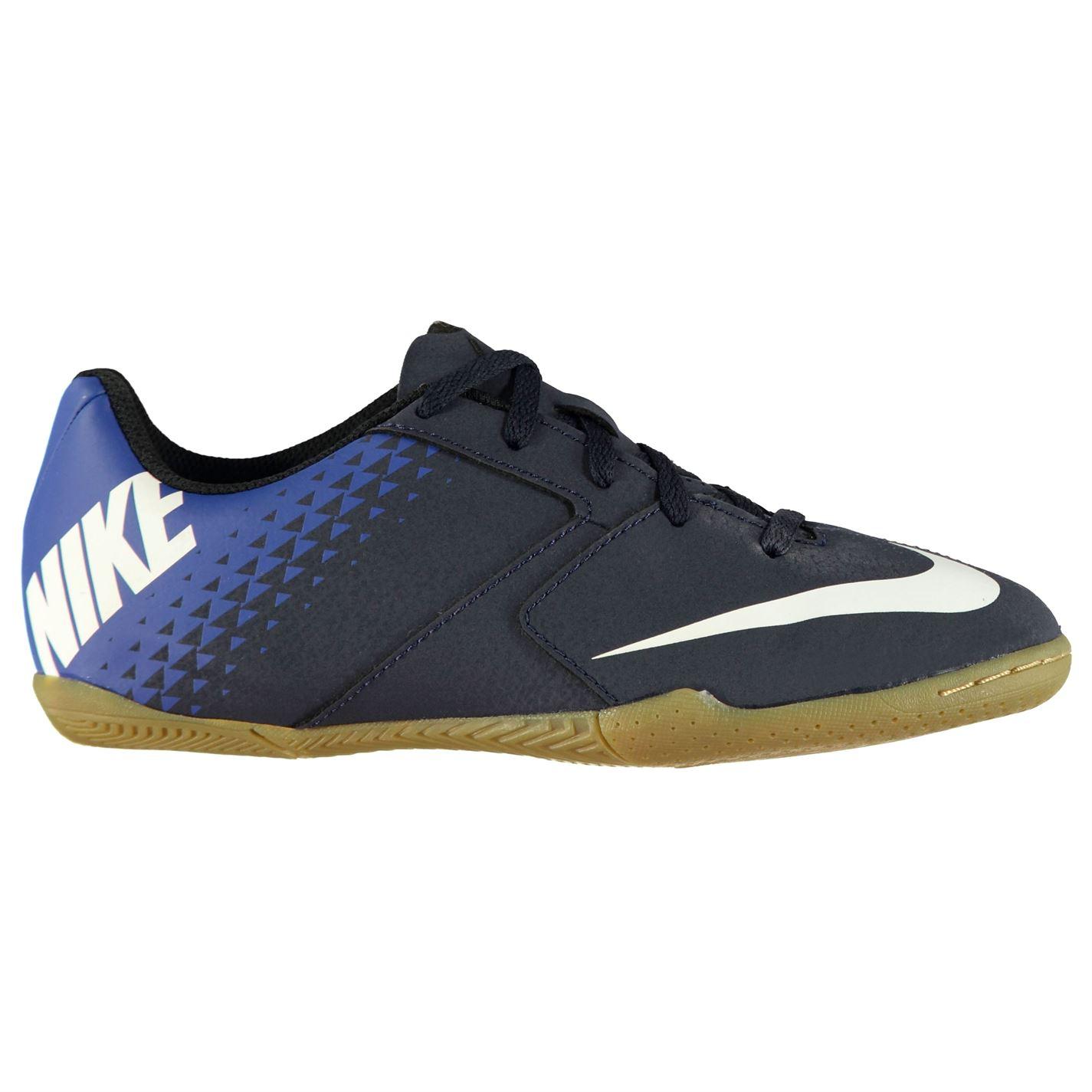 Nike Bomba X IC Junior Boys Indoor Football Trainers