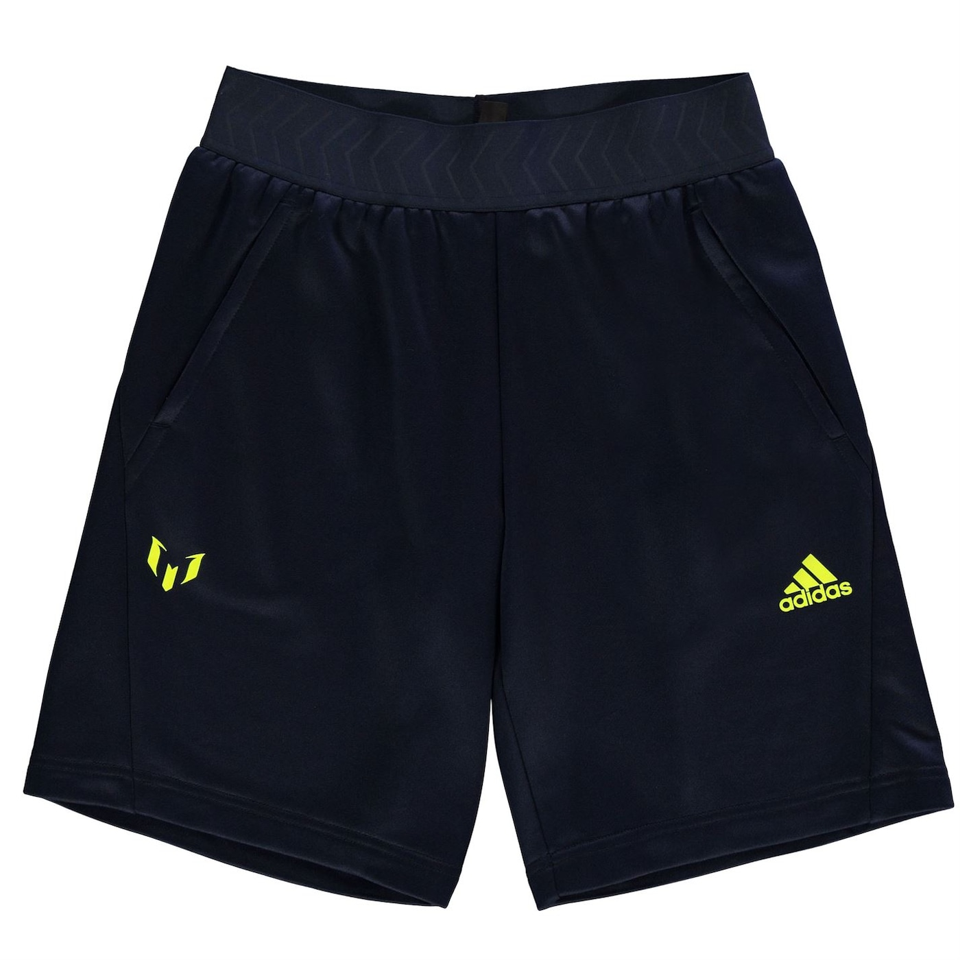 Adidas Messi Football Shorts Junior Boys