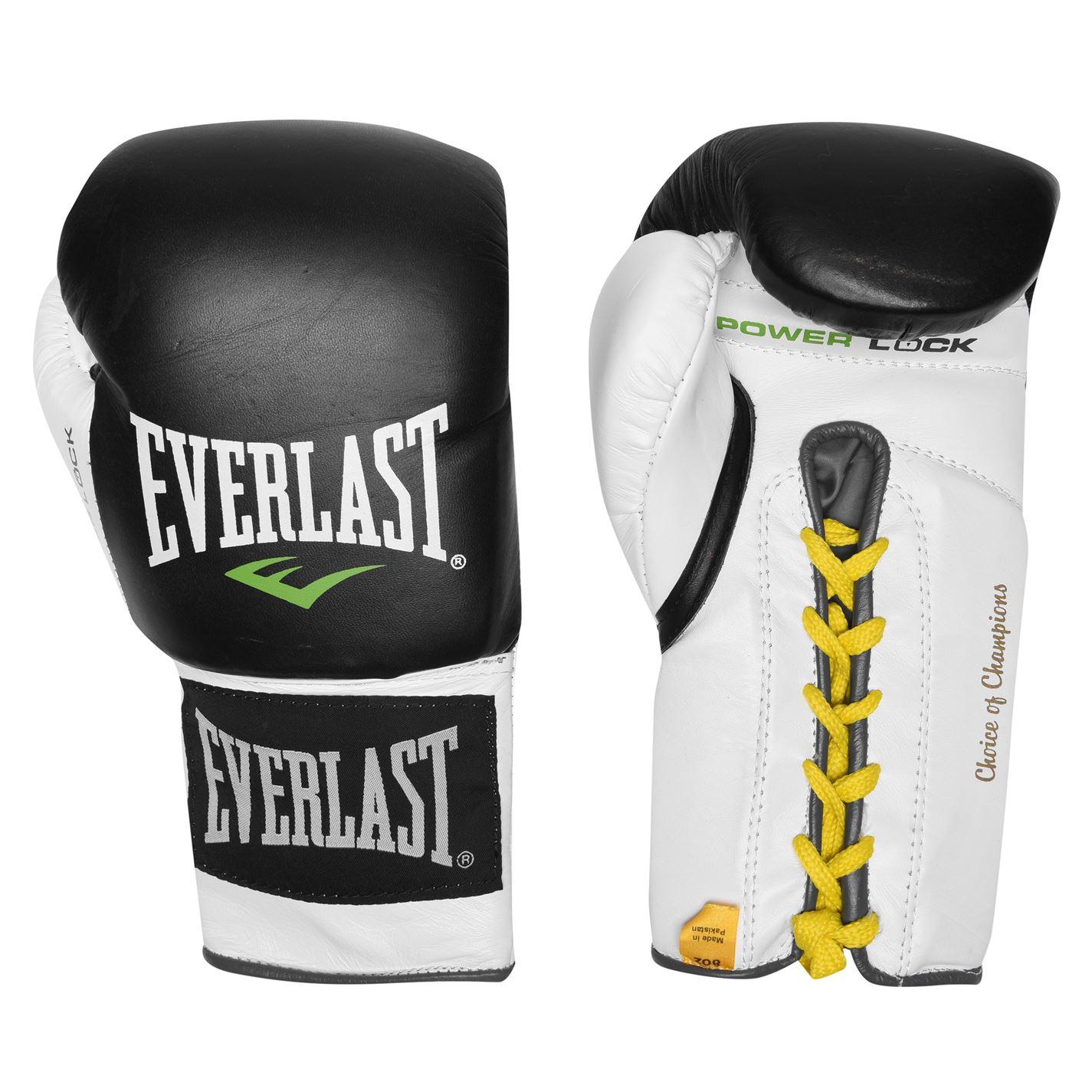 Everlast Lock Boxing Gloves Mens