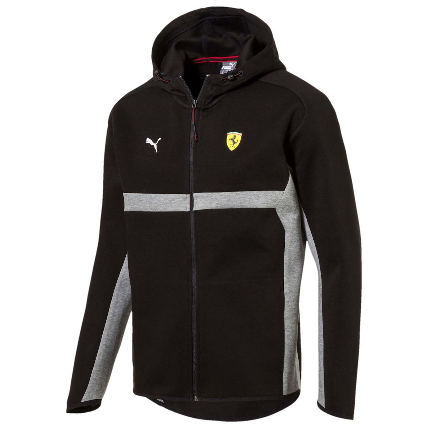 Puma Ferrari Men's Hooded Sweat Jacket