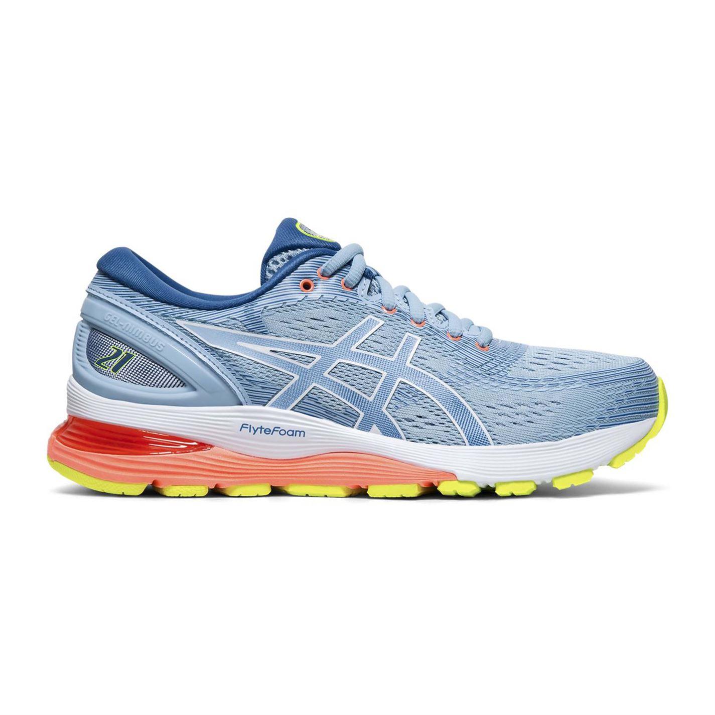 Asics Nimbus 21 Ladies Running Shoes