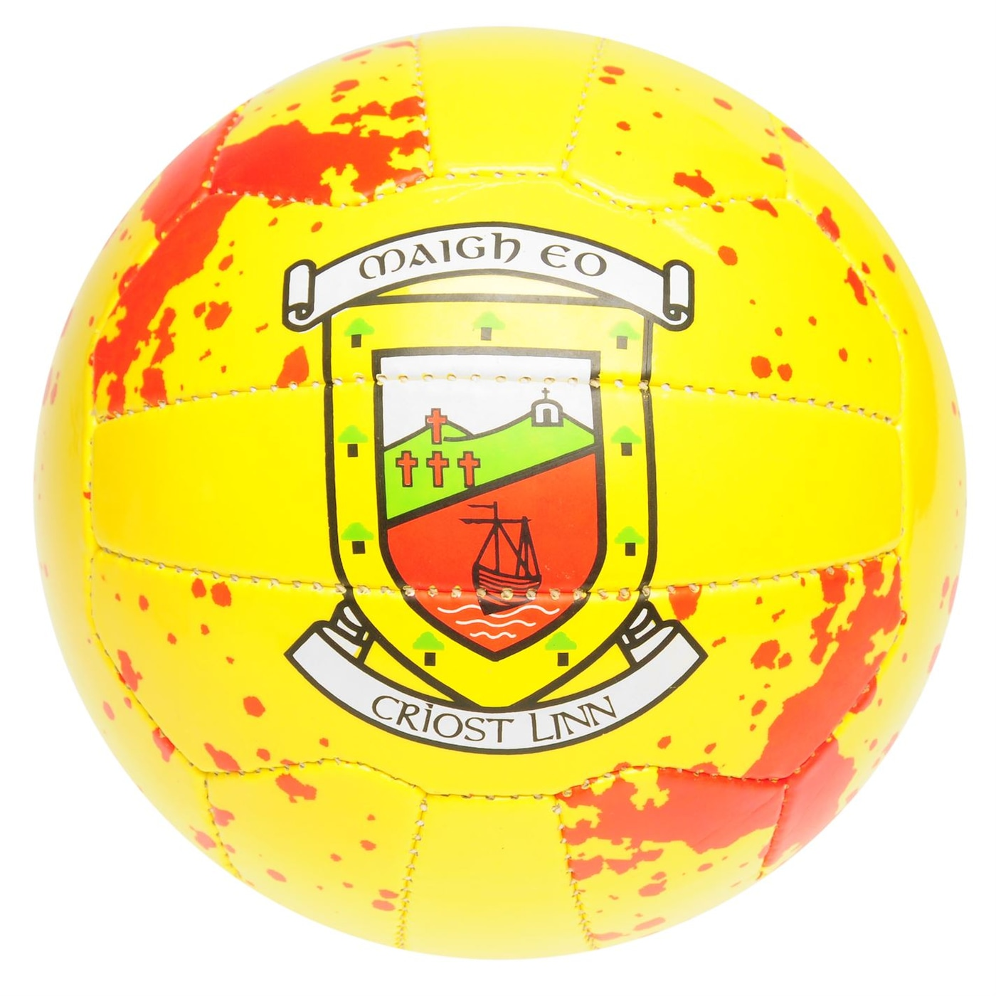 Official Mayo GAA Ball