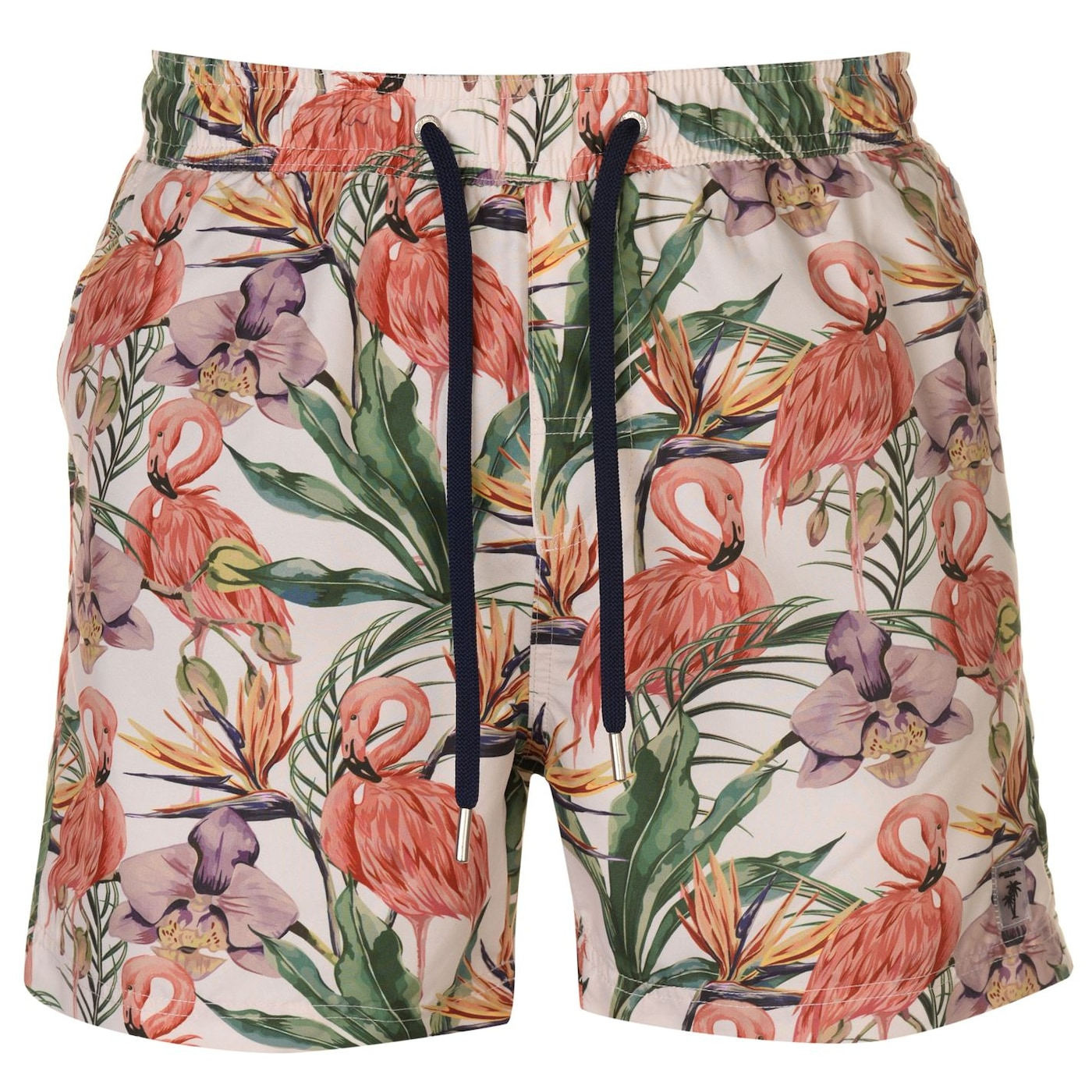 Pierre Cardin Tropical Swimshorts Mens