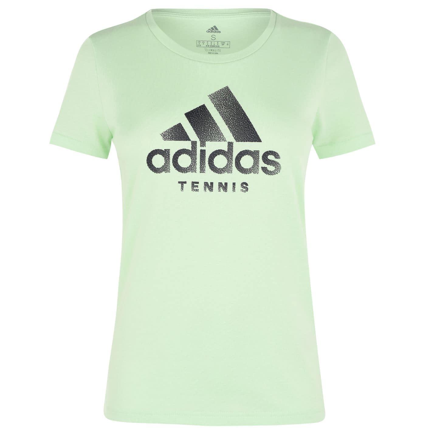 Adidas Category Tennis T Shirt