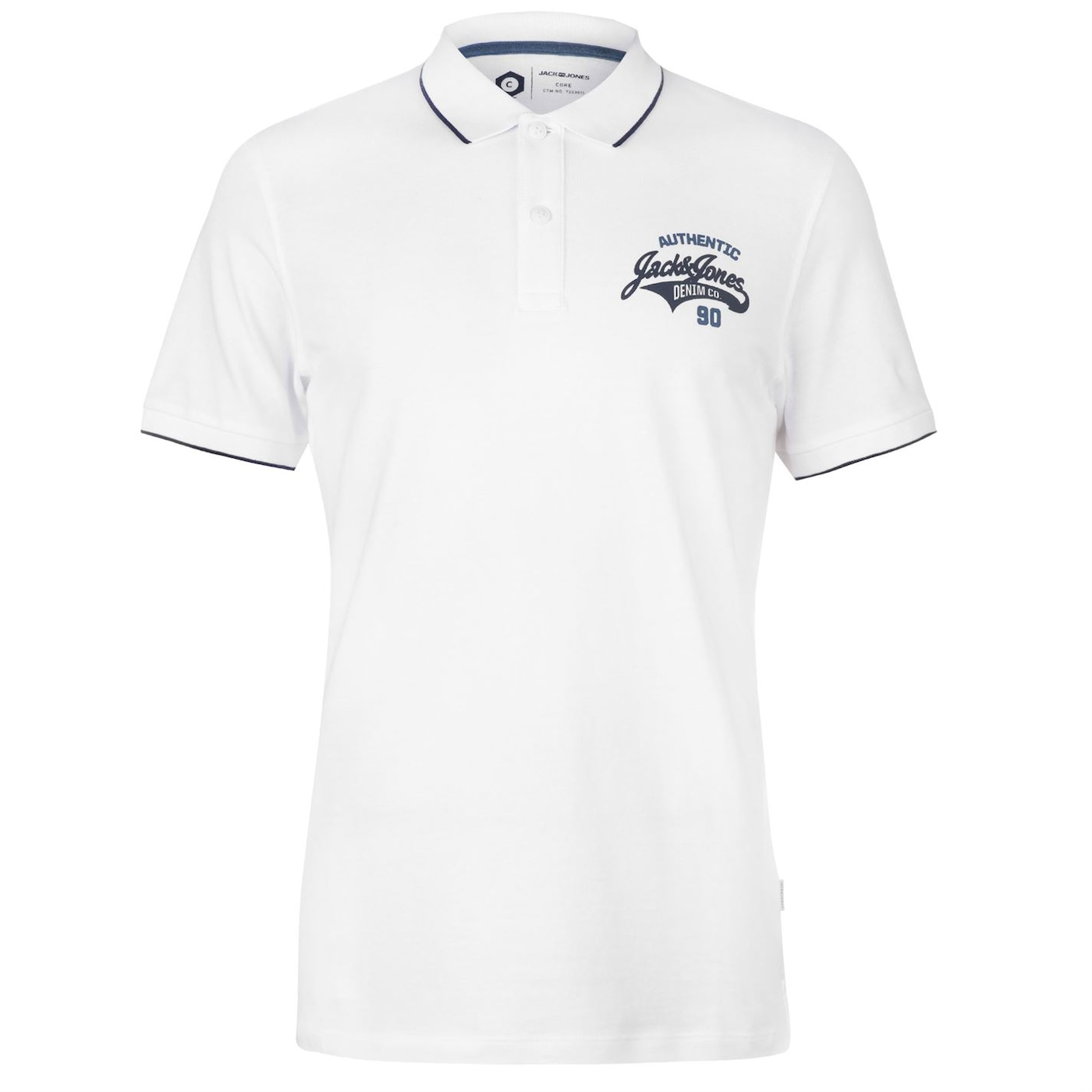 Jack and Jones Core Heritage Polo Shirt