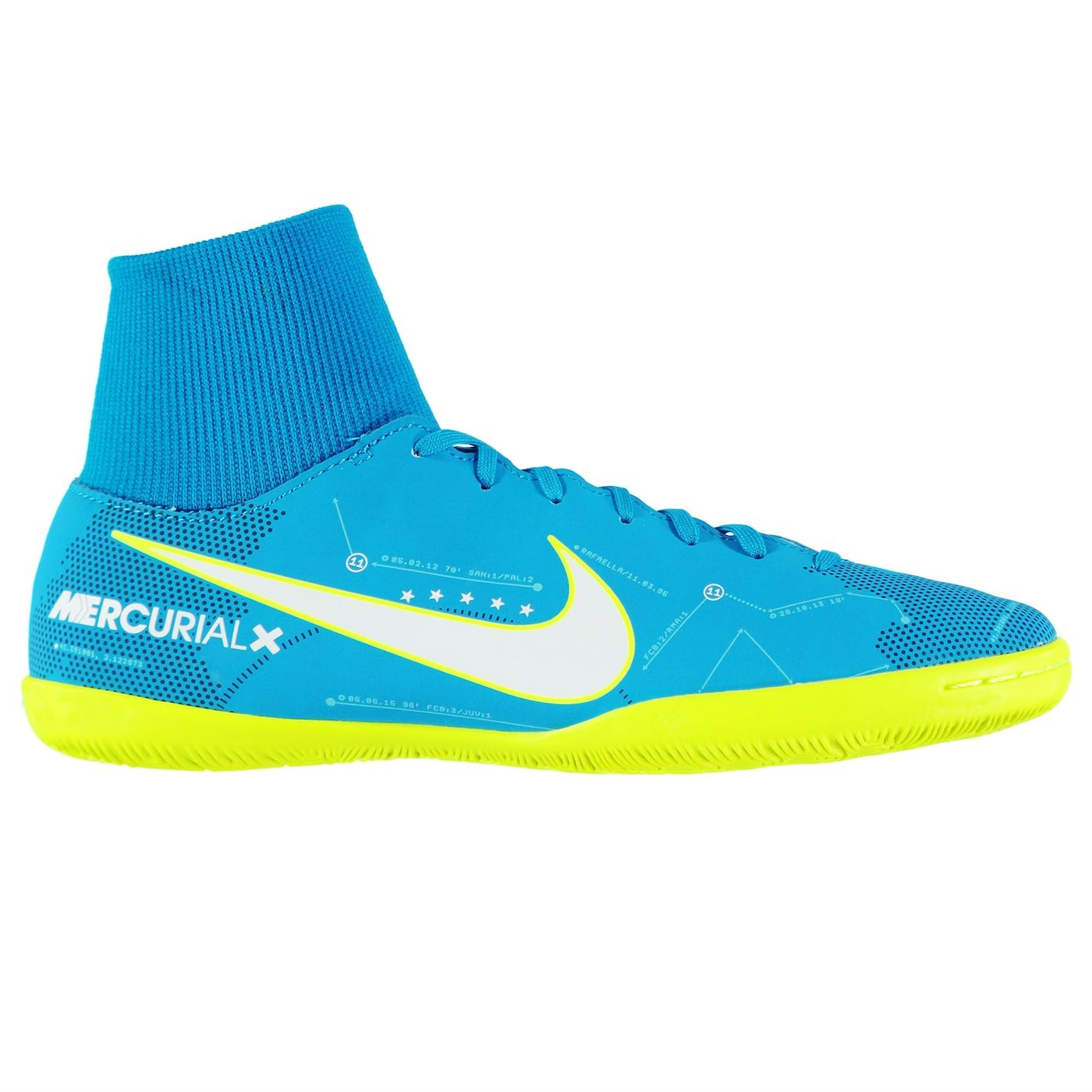 Nike Mercurial Victory Neymar Jr DF Indoor Mens Football Trainers