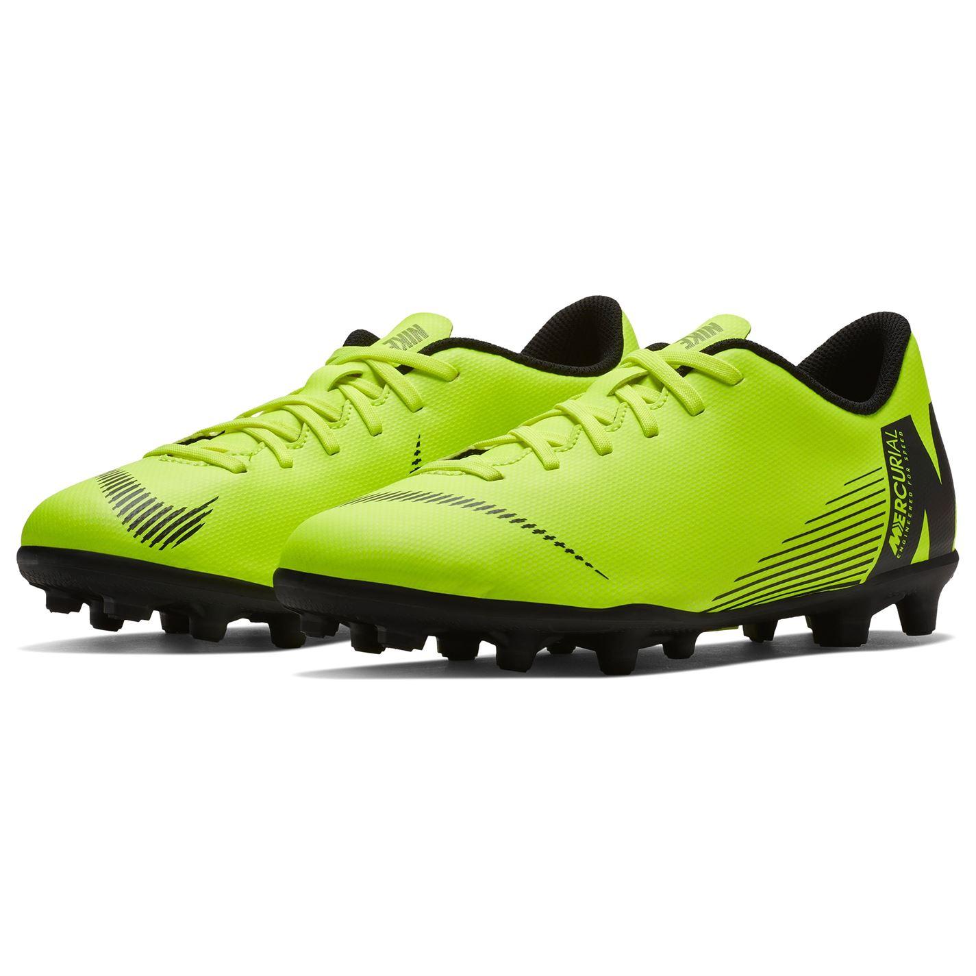 kopačky Nike Mercurial Vapor Club dětské FG