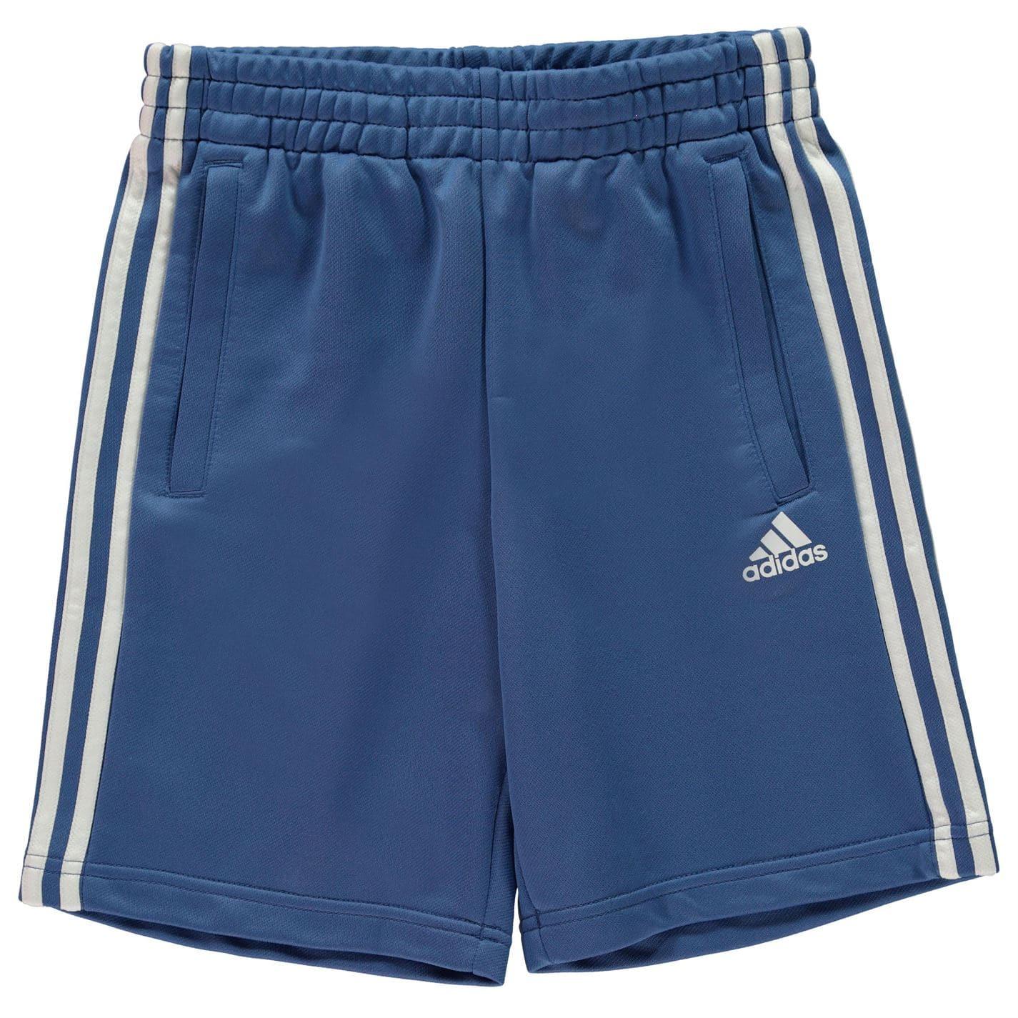 adidas 3S Knit Shorts Junior Boys
