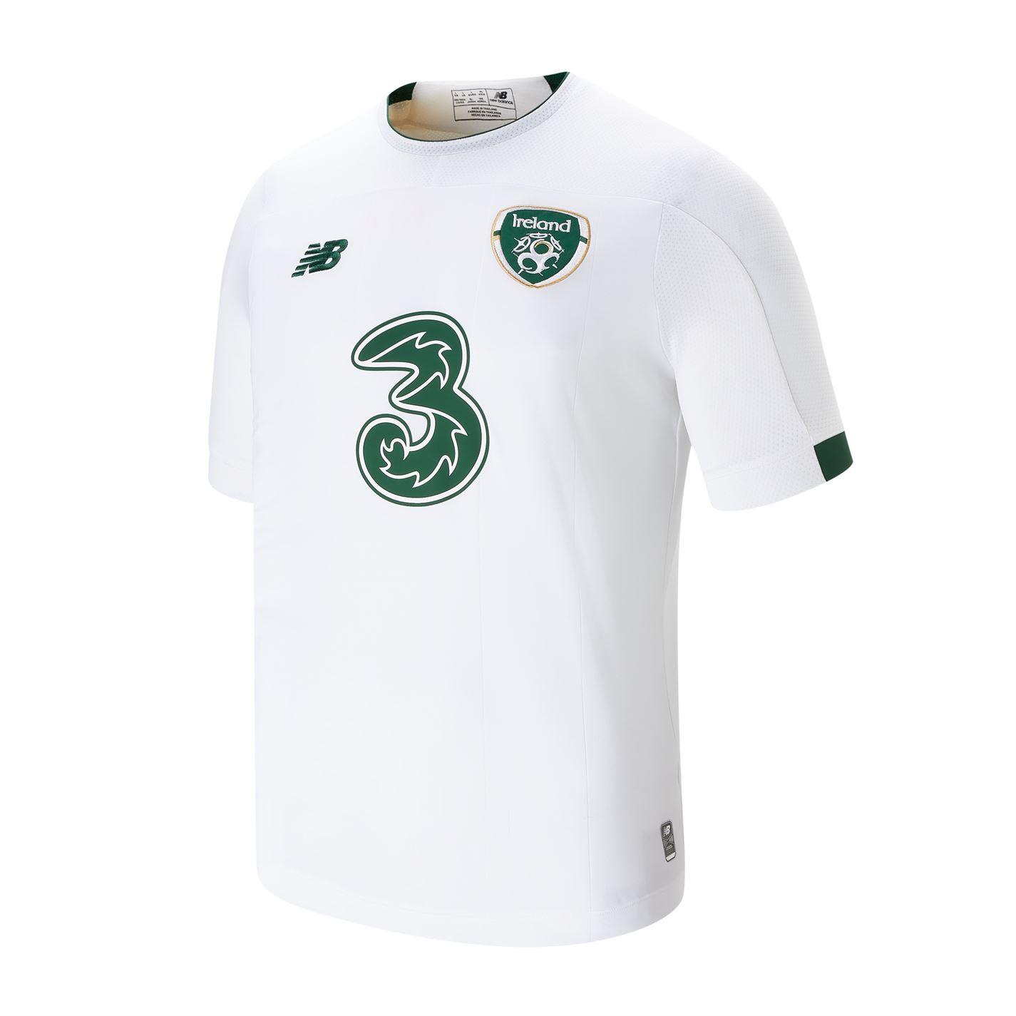 New Balance Ireland Away Shirt 2019 2020 Junior