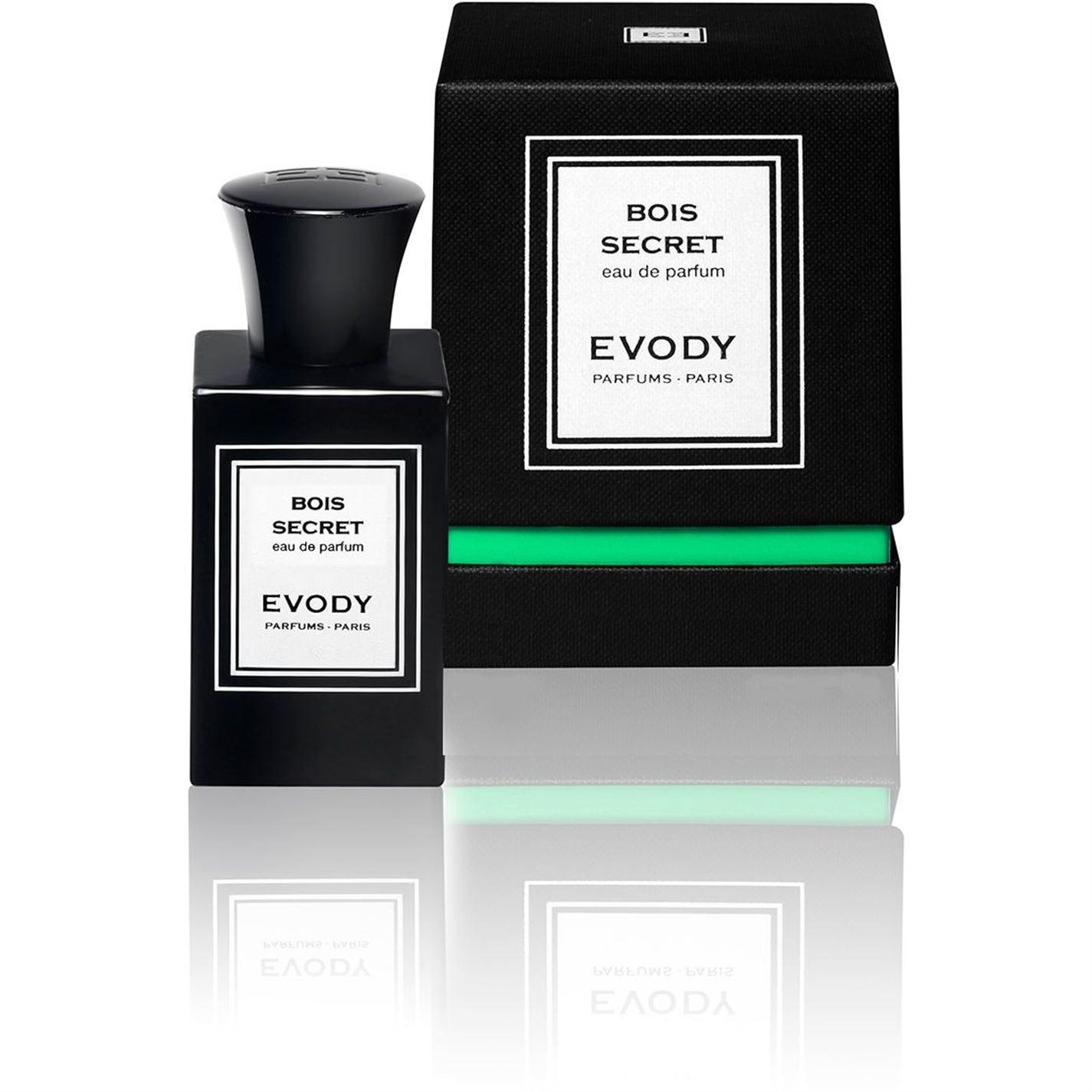 Evody Bois Secrets Eau de Parfum 50ml