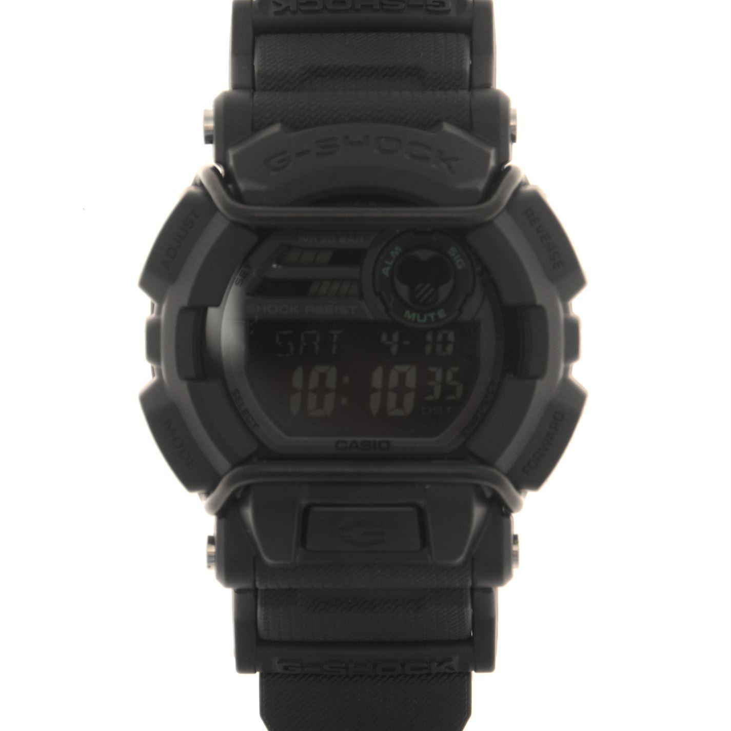 Casio Mens G Shock Alarm Chronograph Watch
