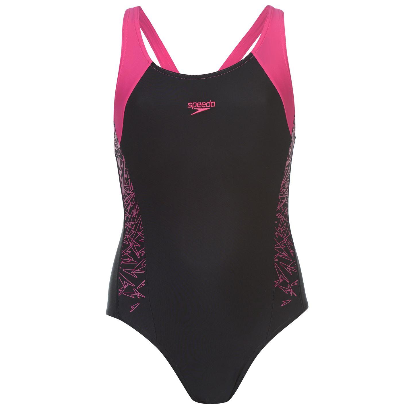 Speedo Boom Swimsuit Junior Girls