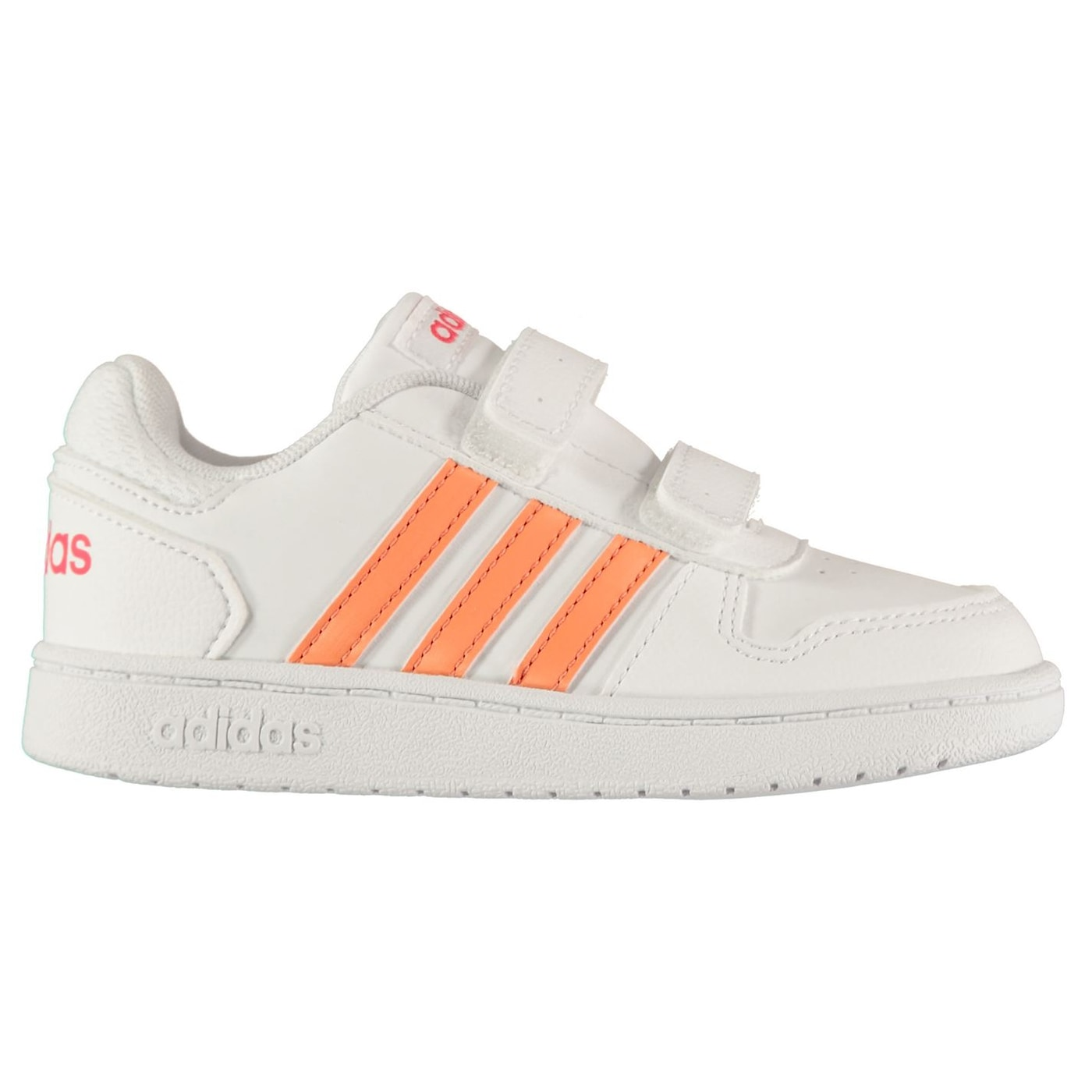 Adidas Hoops Syn Infant Girls Trainers