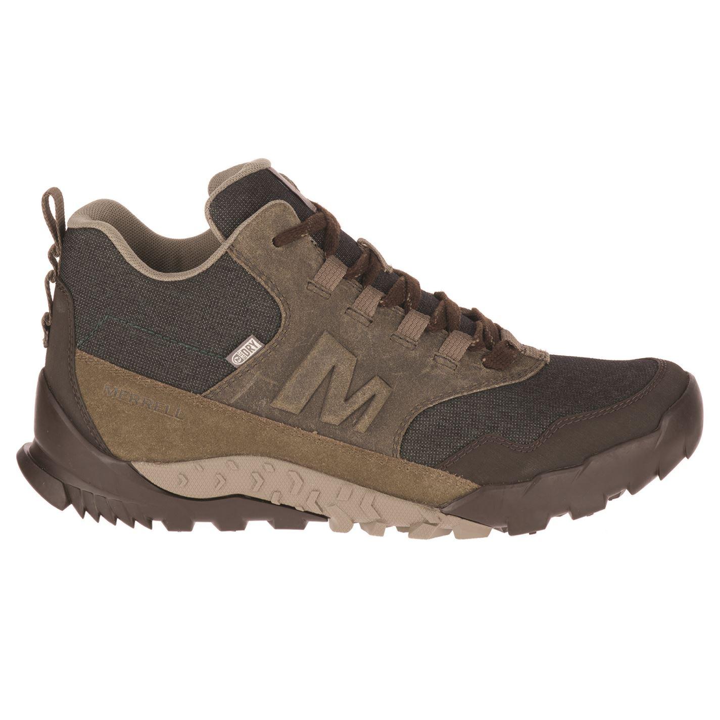 7f074fe02b9 Merrell Annex Waterproof Mens Walking Boots