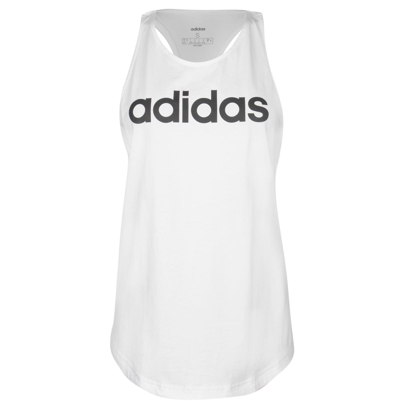 Adidas Linear Tank Top Ladies