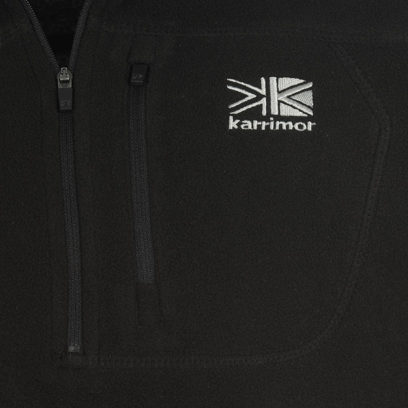 Pánska fleecová mikina Karrimor KS200 Micro
