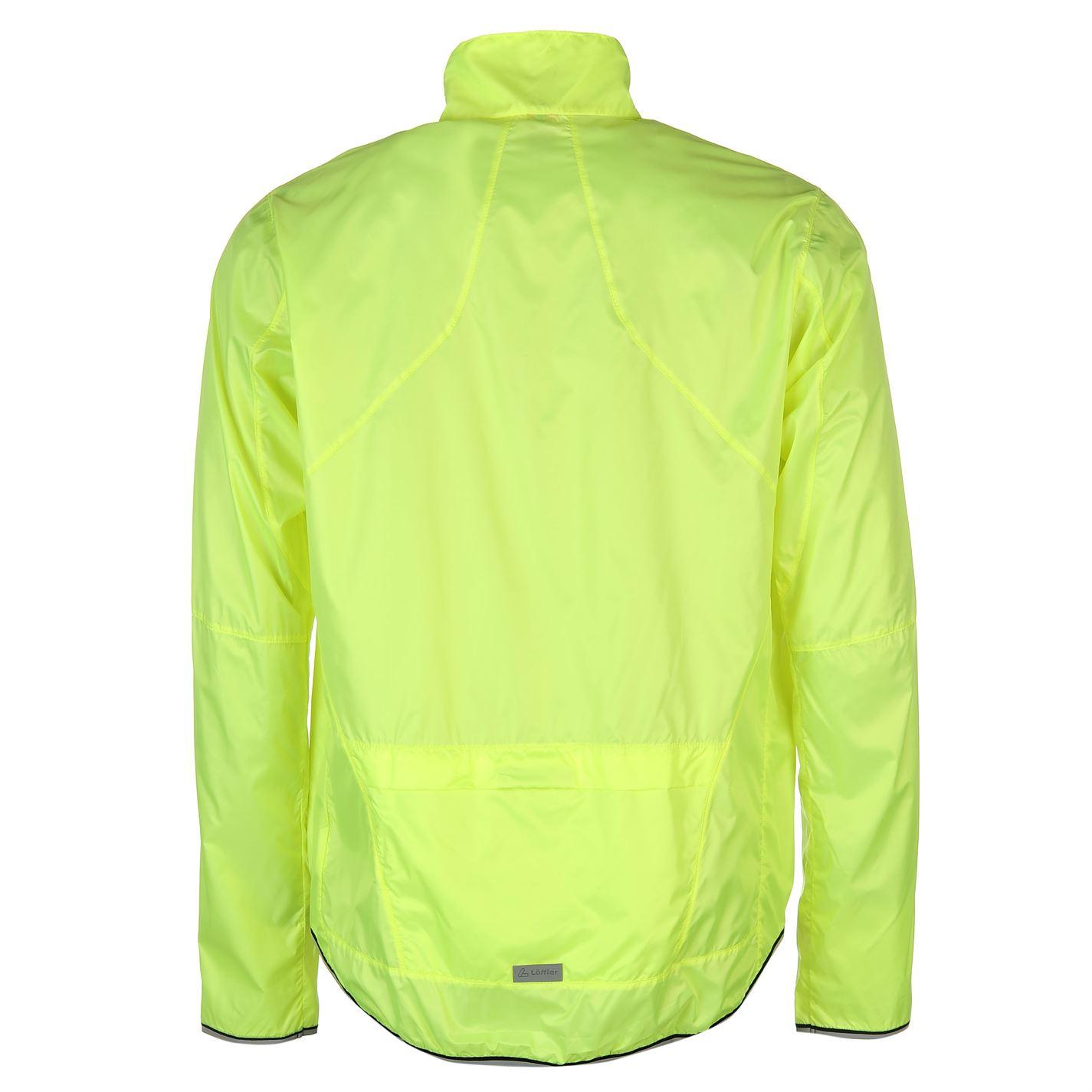 Löffler Cycling Windshell Jacket Mens