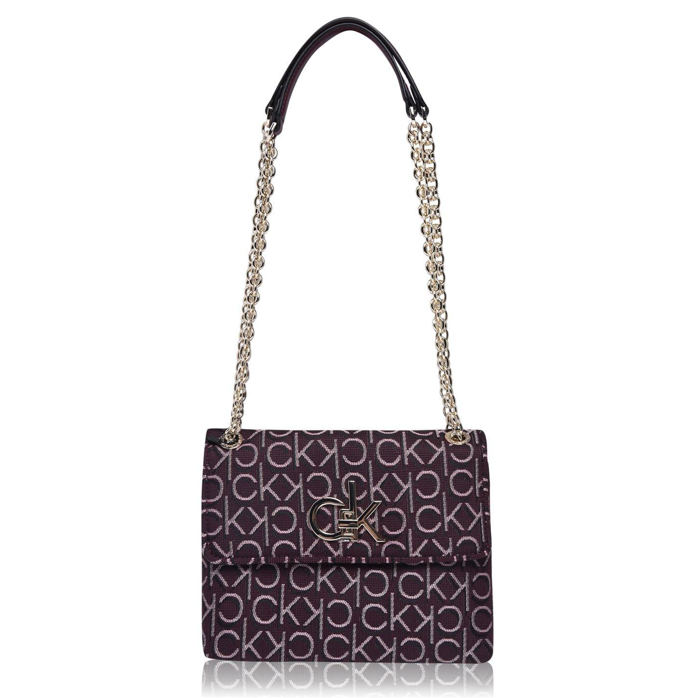 Calvin Klein Re Lock Shoulder Bag