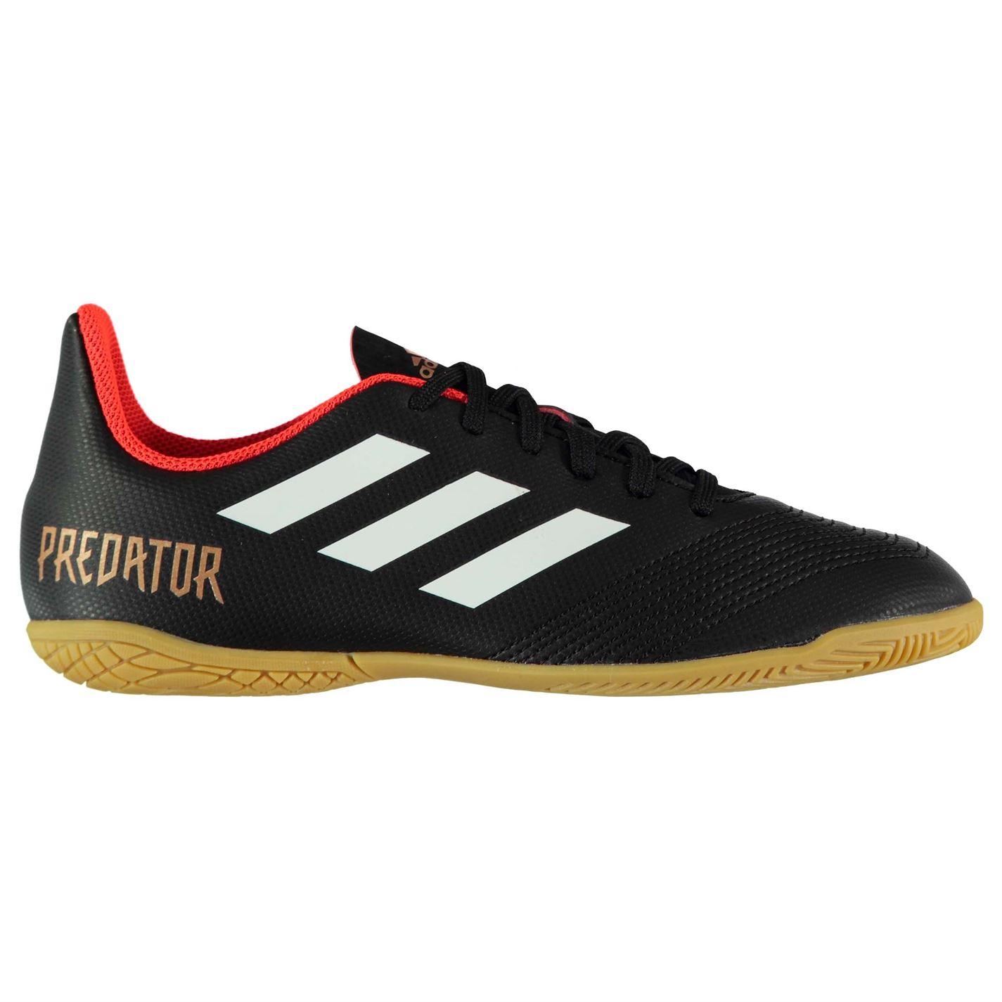 6f35dc2e2 Adidas Predator Tango 18.4 Junior Indoor Football Trainers