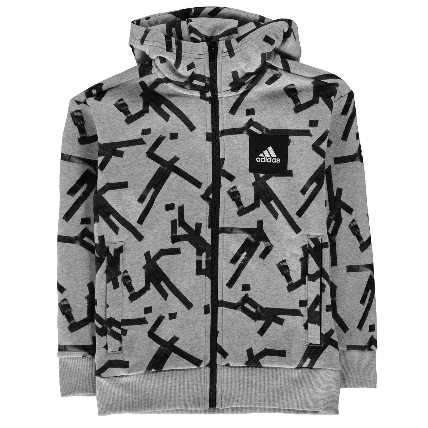 Adidas Sport ID Hoodie Junior