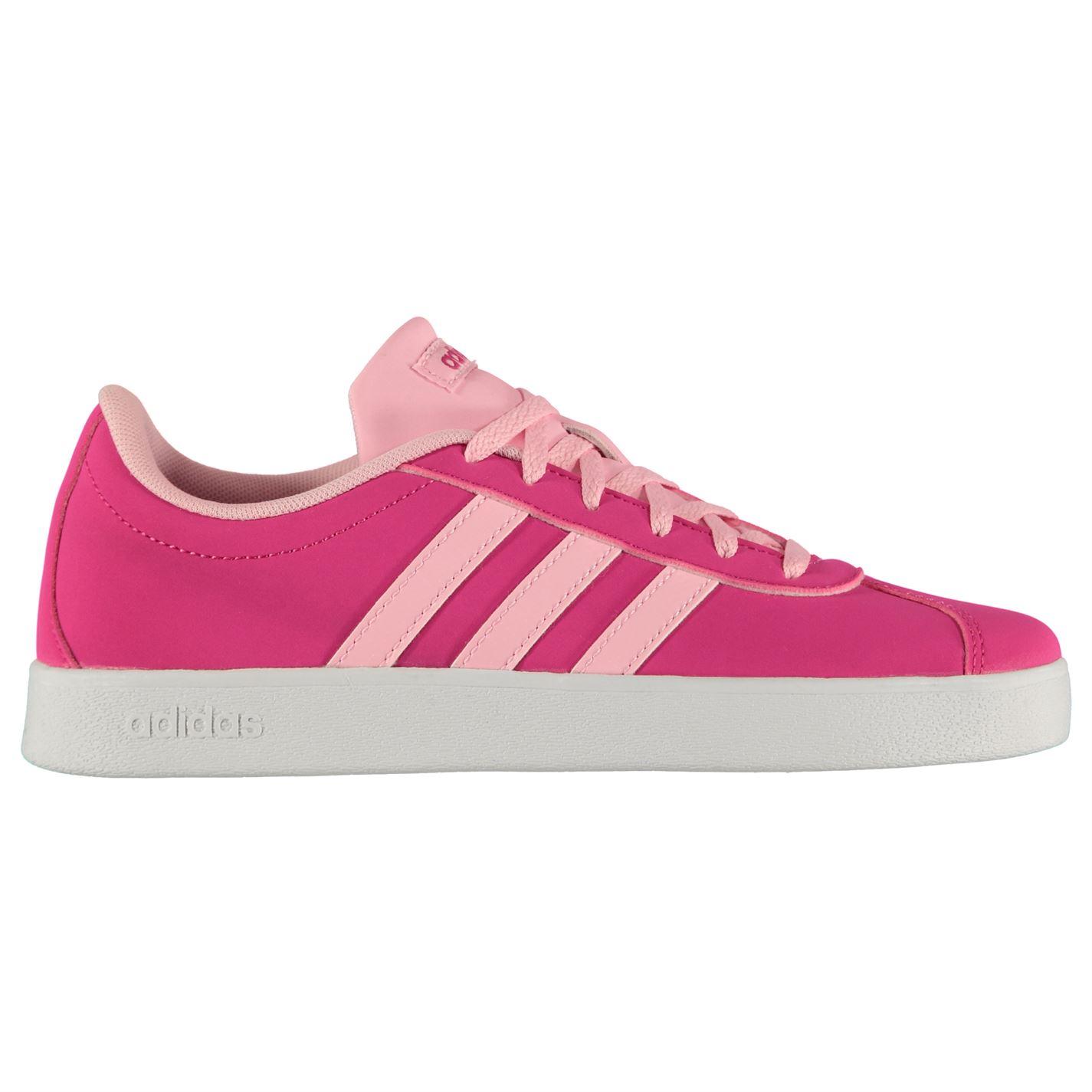 Adidas VL Court 2.0 K dievčenské tenisky
