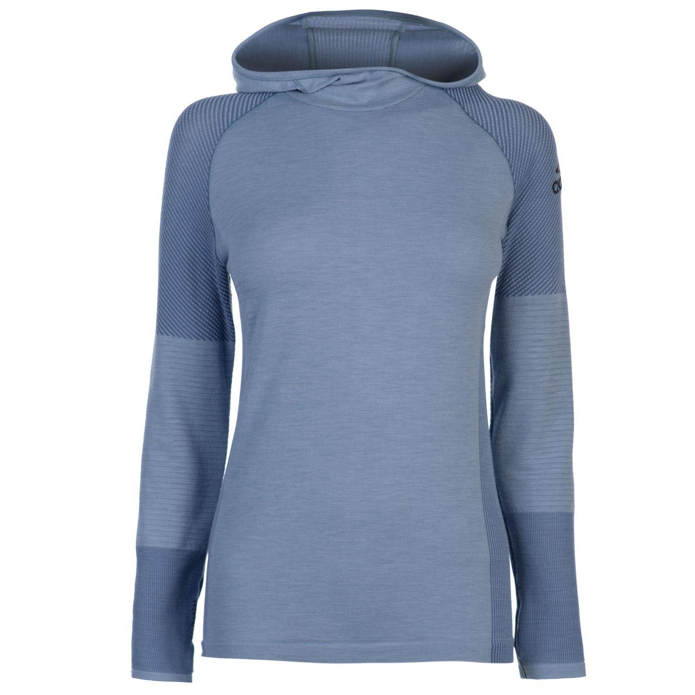 Triko adidas CH LS Hood Ld82