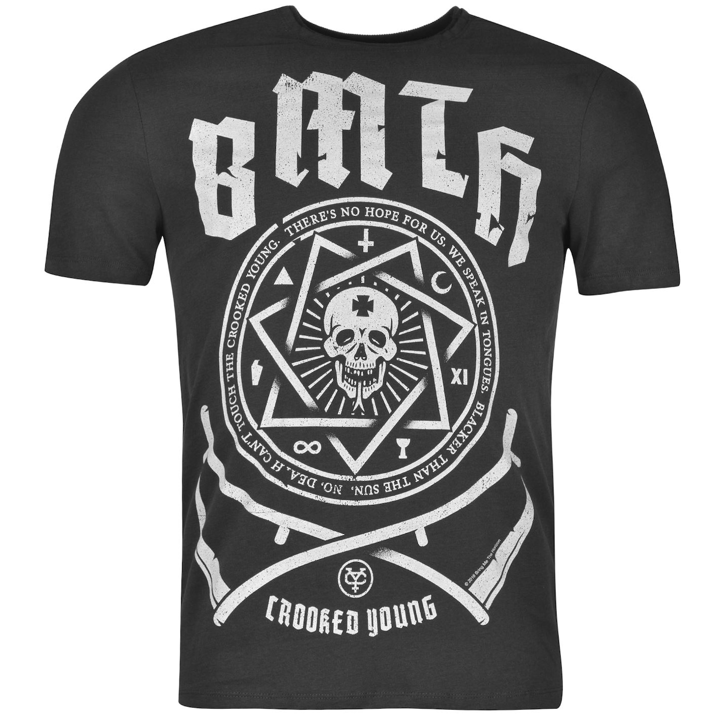 Amplified Clothing Bring Me The Horizon T Shirt Mens