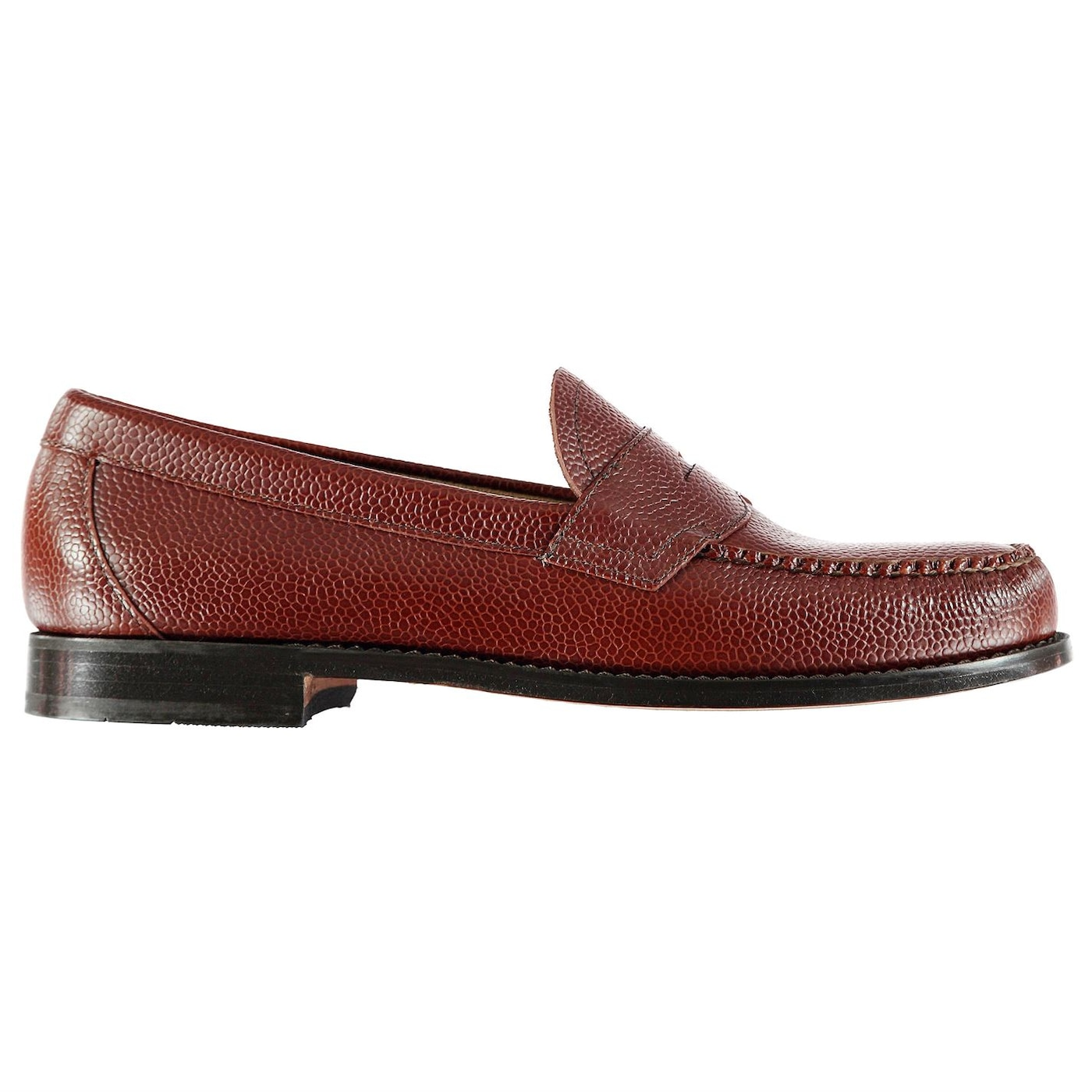 Bass Weejuns Logan Grain Shoes